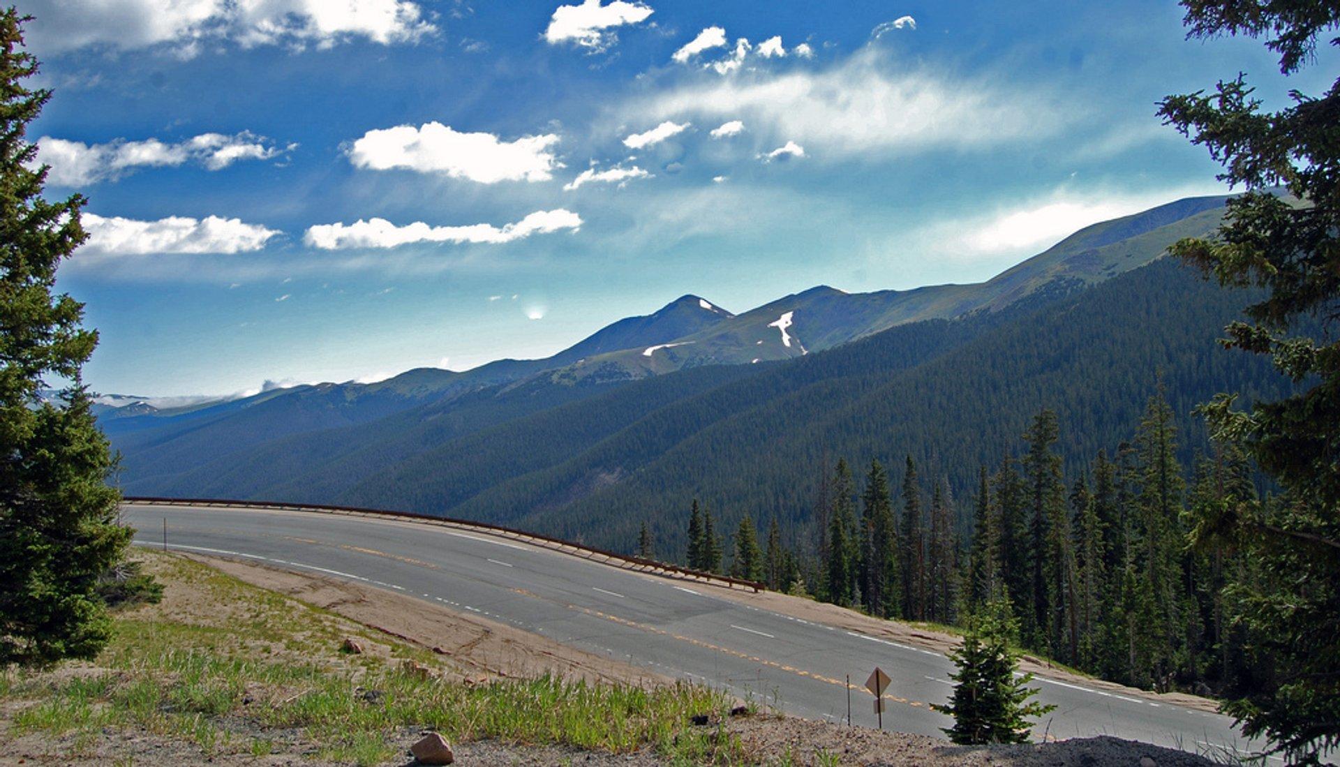 Berthoud Pass in Colorado - Best Season 2019
