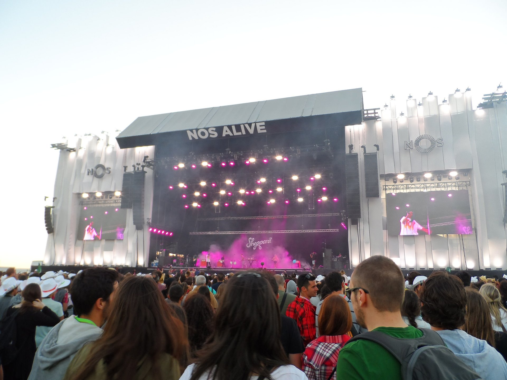 NOS Alive Festival in Lisbon 2020 - Best Time