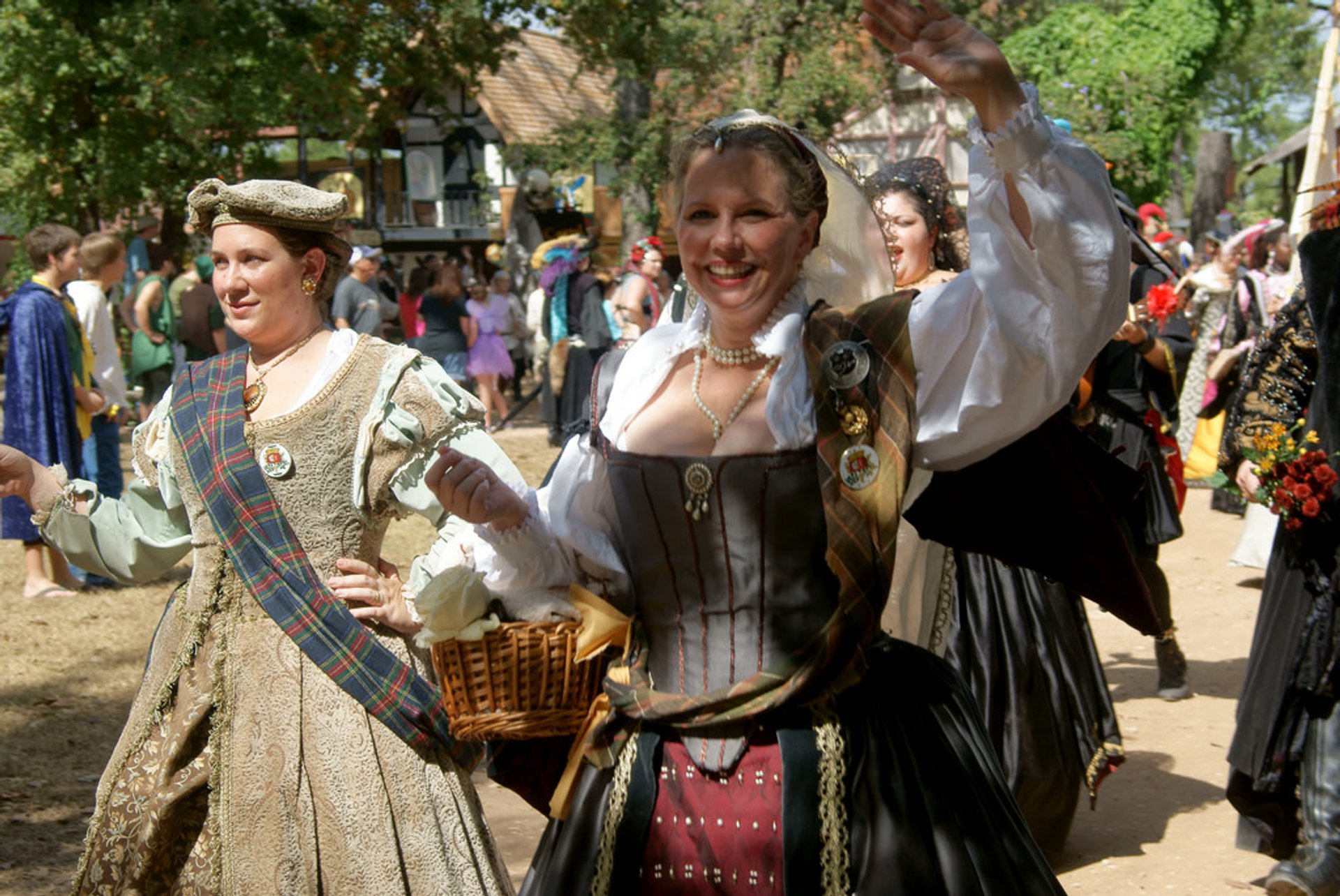 Best time for Texas Renaissance Festival in Texas 2020