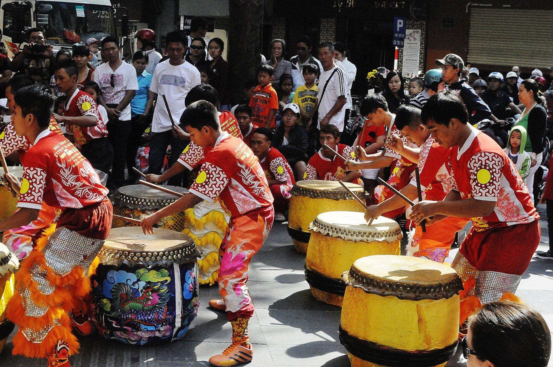 Tet or Lunar New Year in Vietnam - Best Season 2020