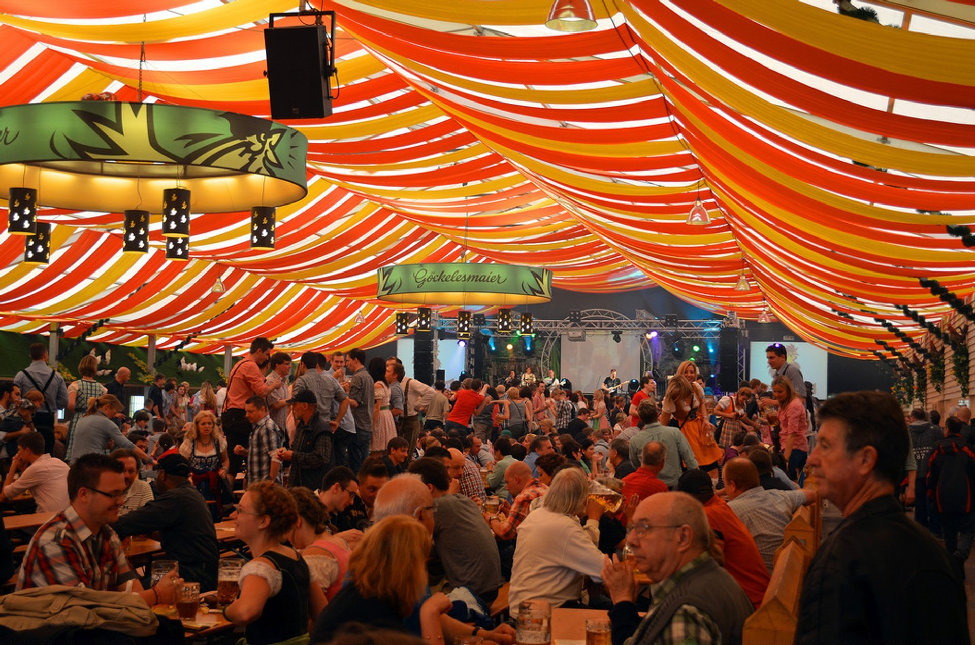 Beer Tent 2020