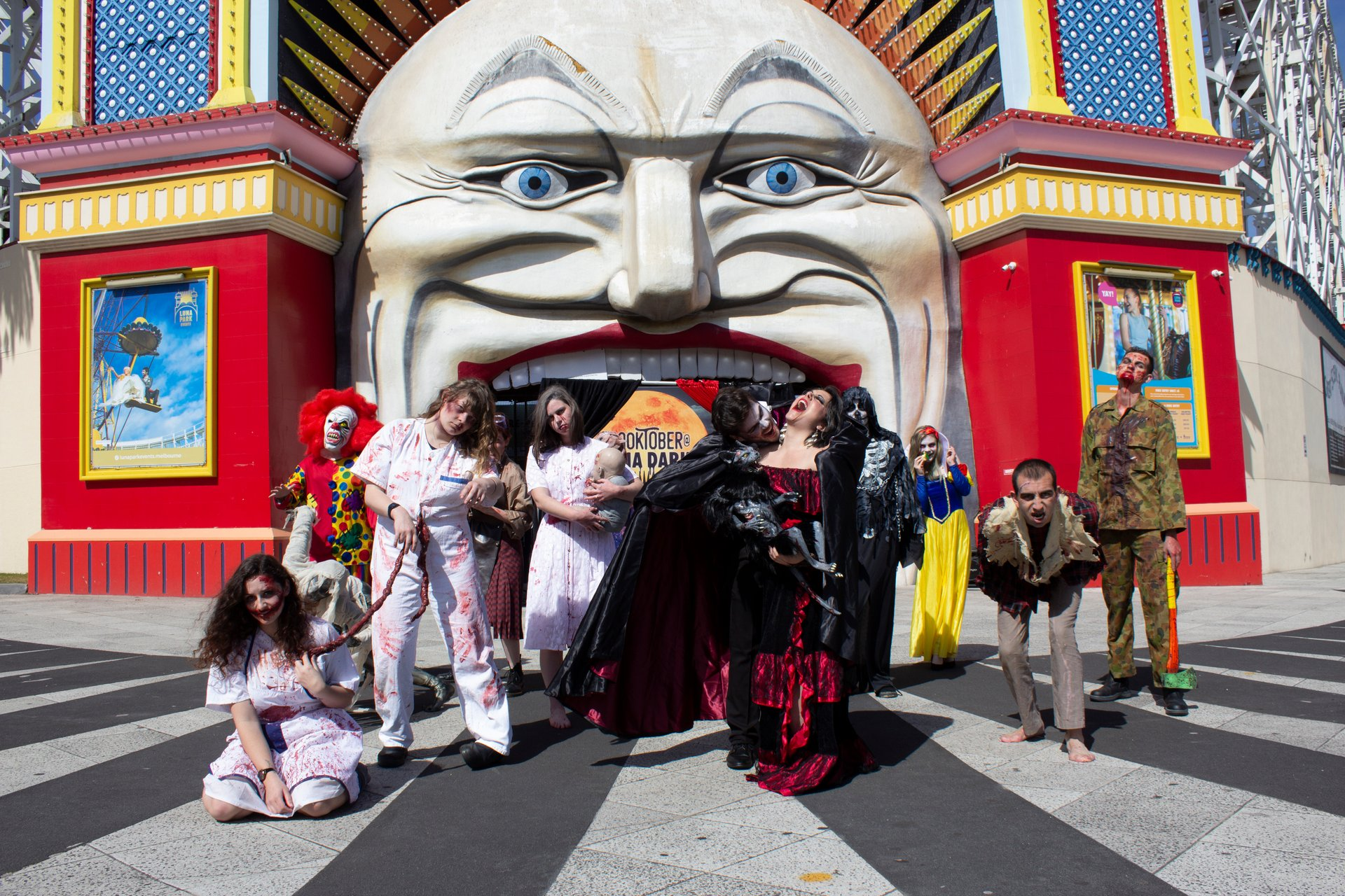 Spooktober, Halloween Festival Melbourne 2020