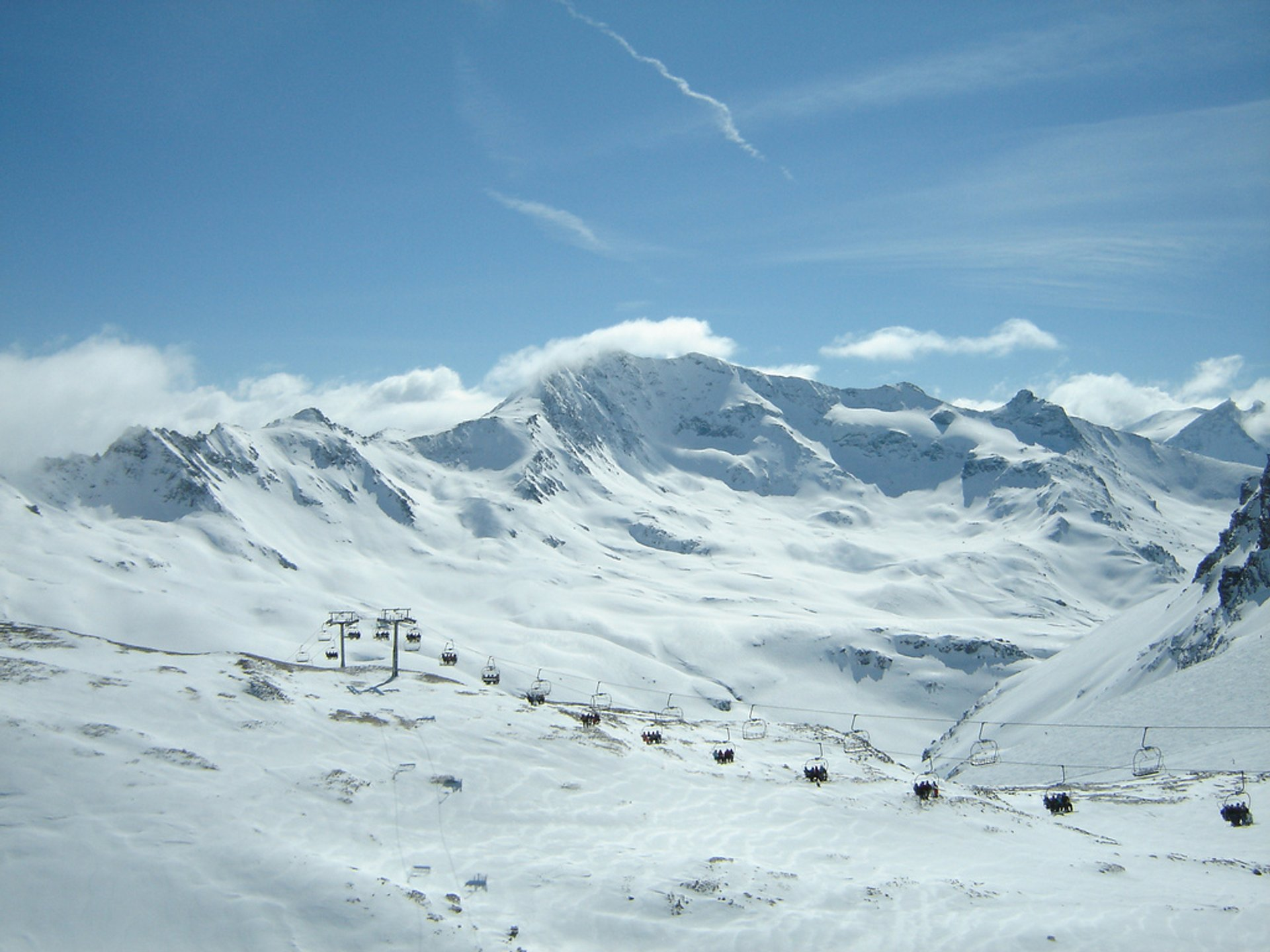 Best time to see Skiing in the Southern Alps in Provence & French Riviera 2020