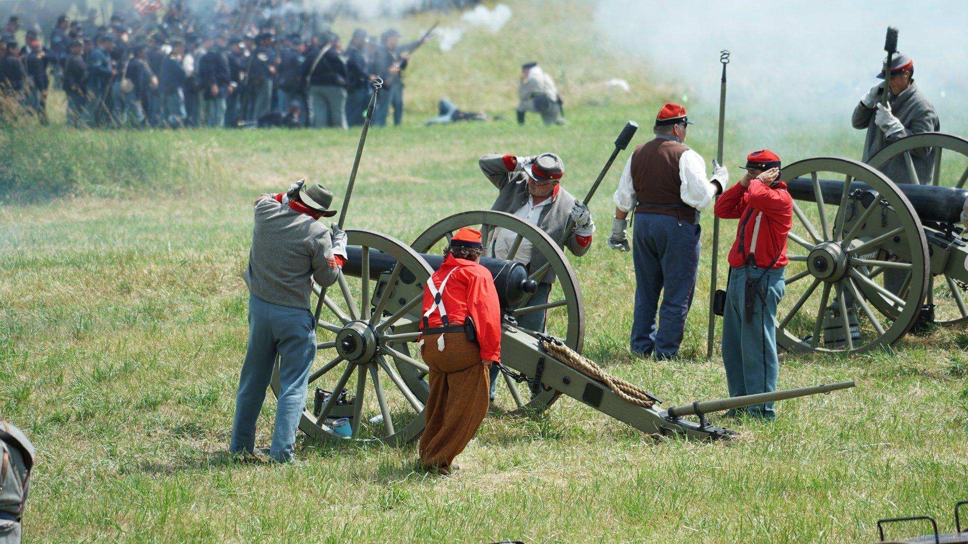 Best time for Gettysburg Civil War Battle Reenactment in Pennsylvania 2020