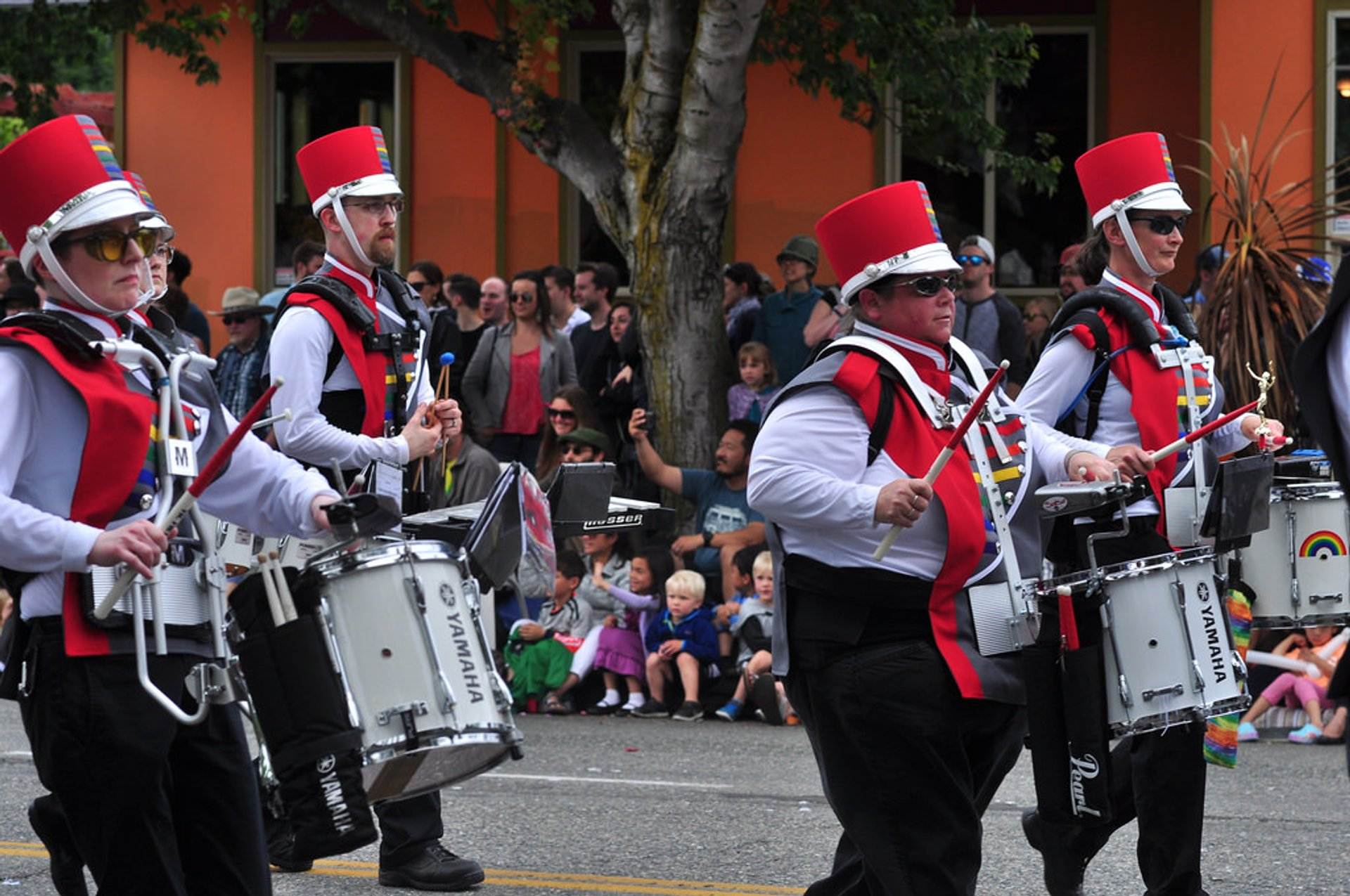 Best time to see Fremont Solstice Parade in Seattle 2020