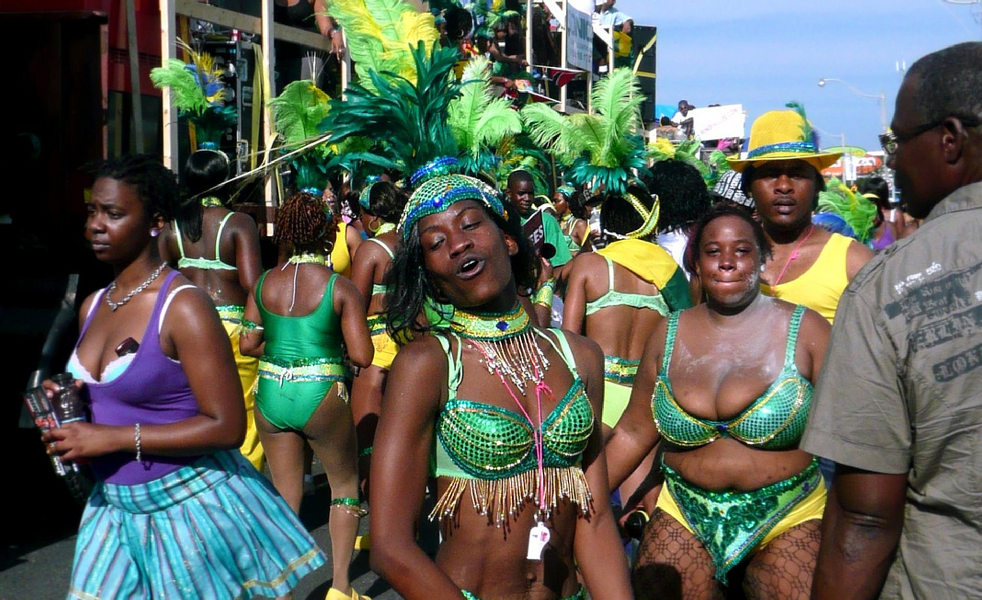Toronto Caribbean Carnival or Caribana 2019 - Dates & Map