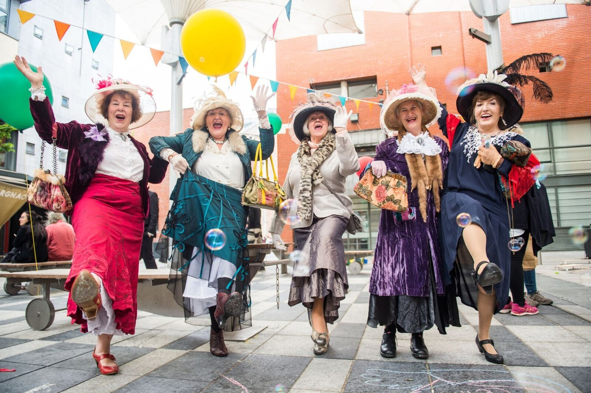 Bloomsday Festival in Dublin 2020 - Best Time