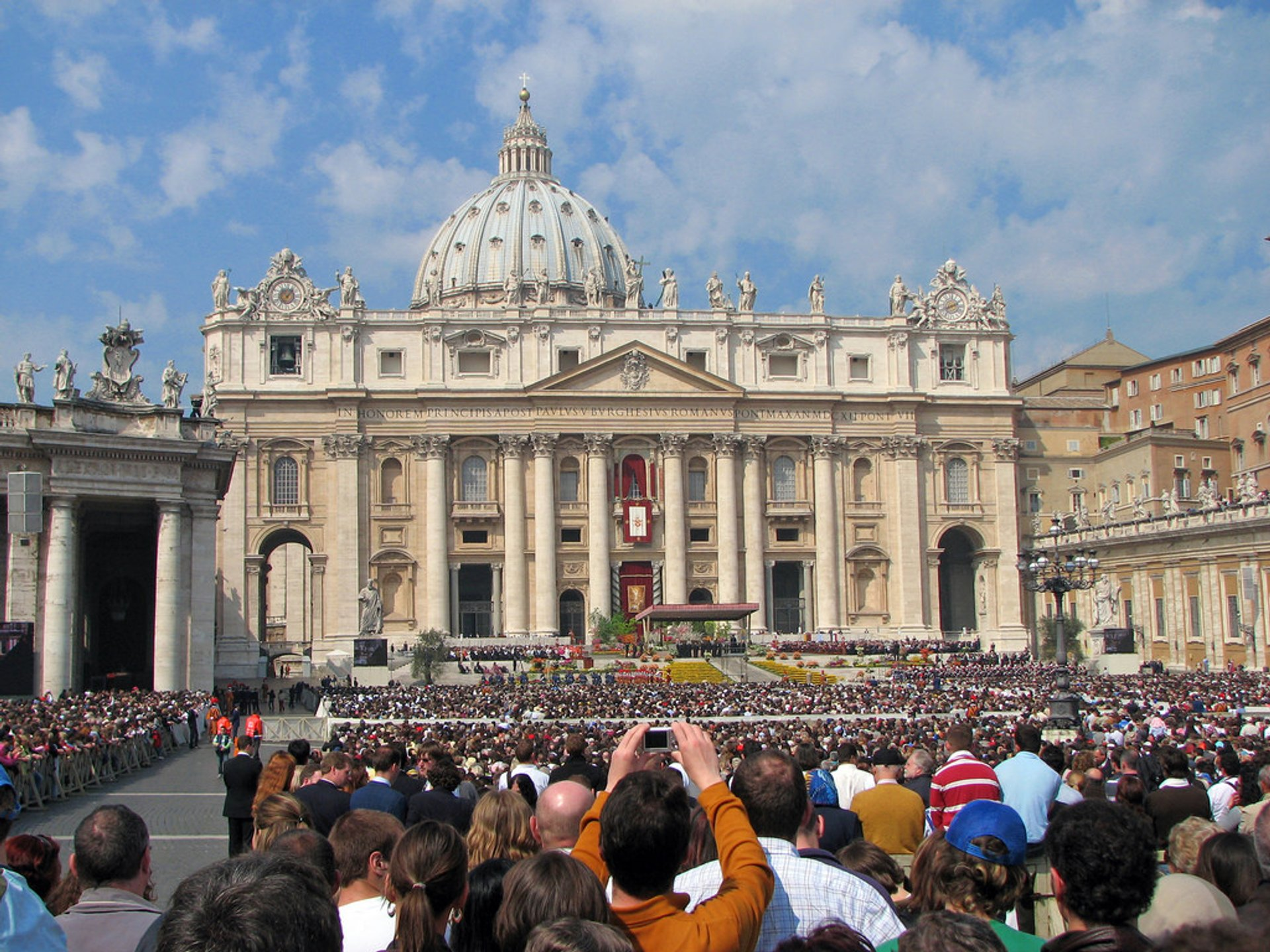 Settimana Santa (Holy Week) & Easter in Rome 2020 - Best Time