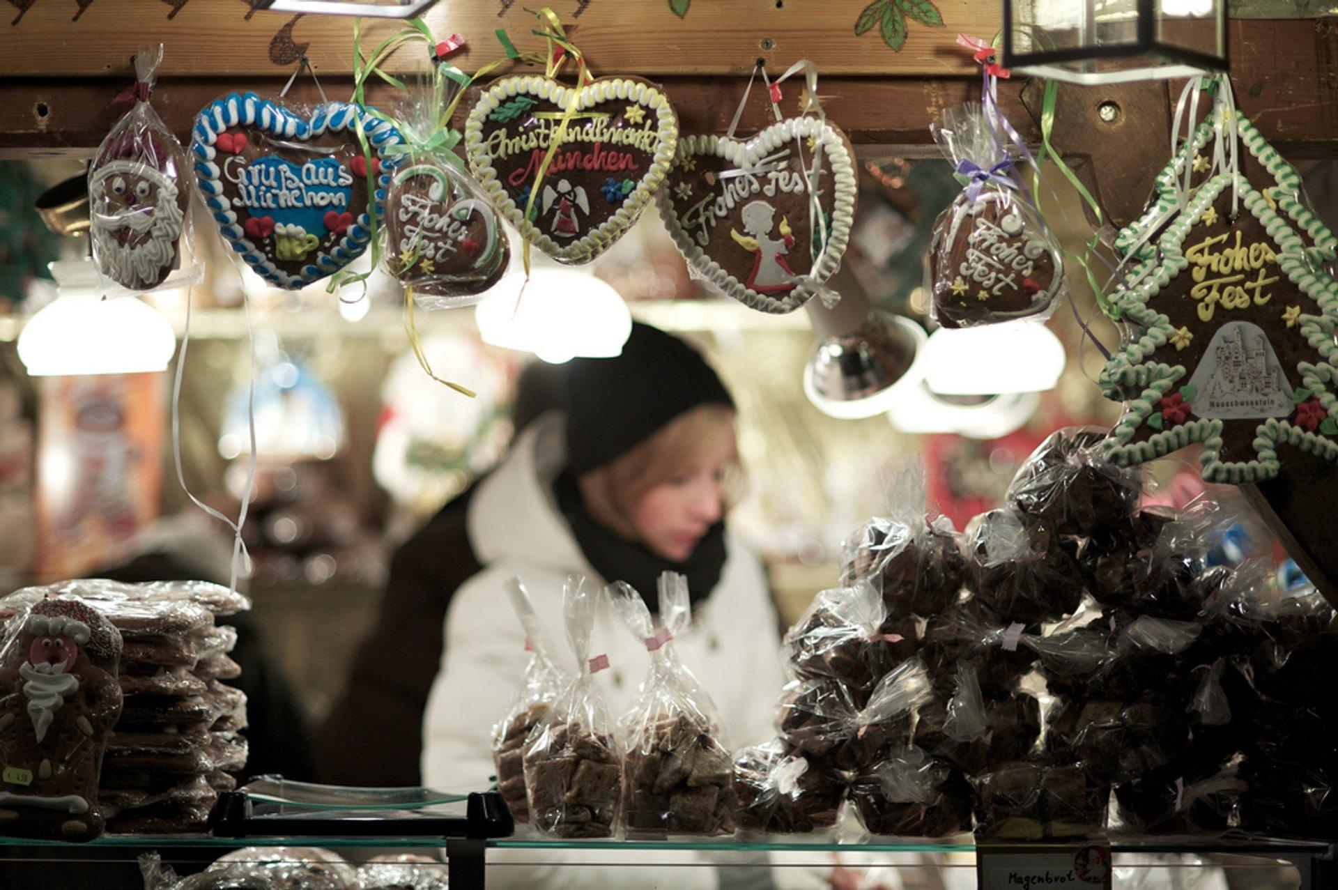 Christmas Bazaars Near Me 2021 Christmas Markets 2021 In Munich Dates