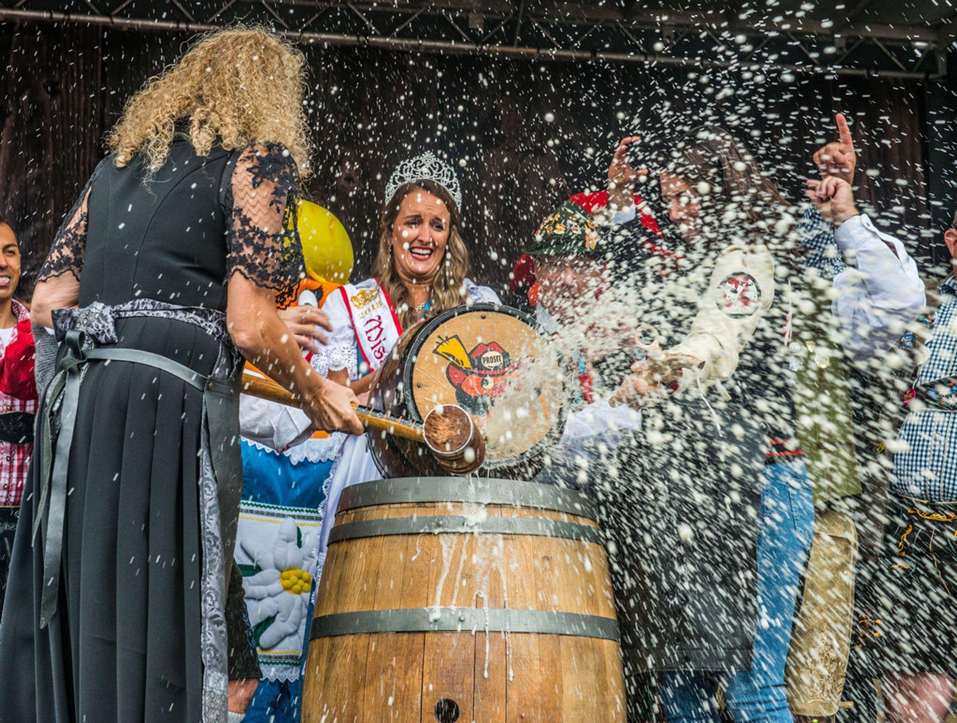 Kitchener-Waterloo Oktoberfest in Ontario 2020 - Best Time
