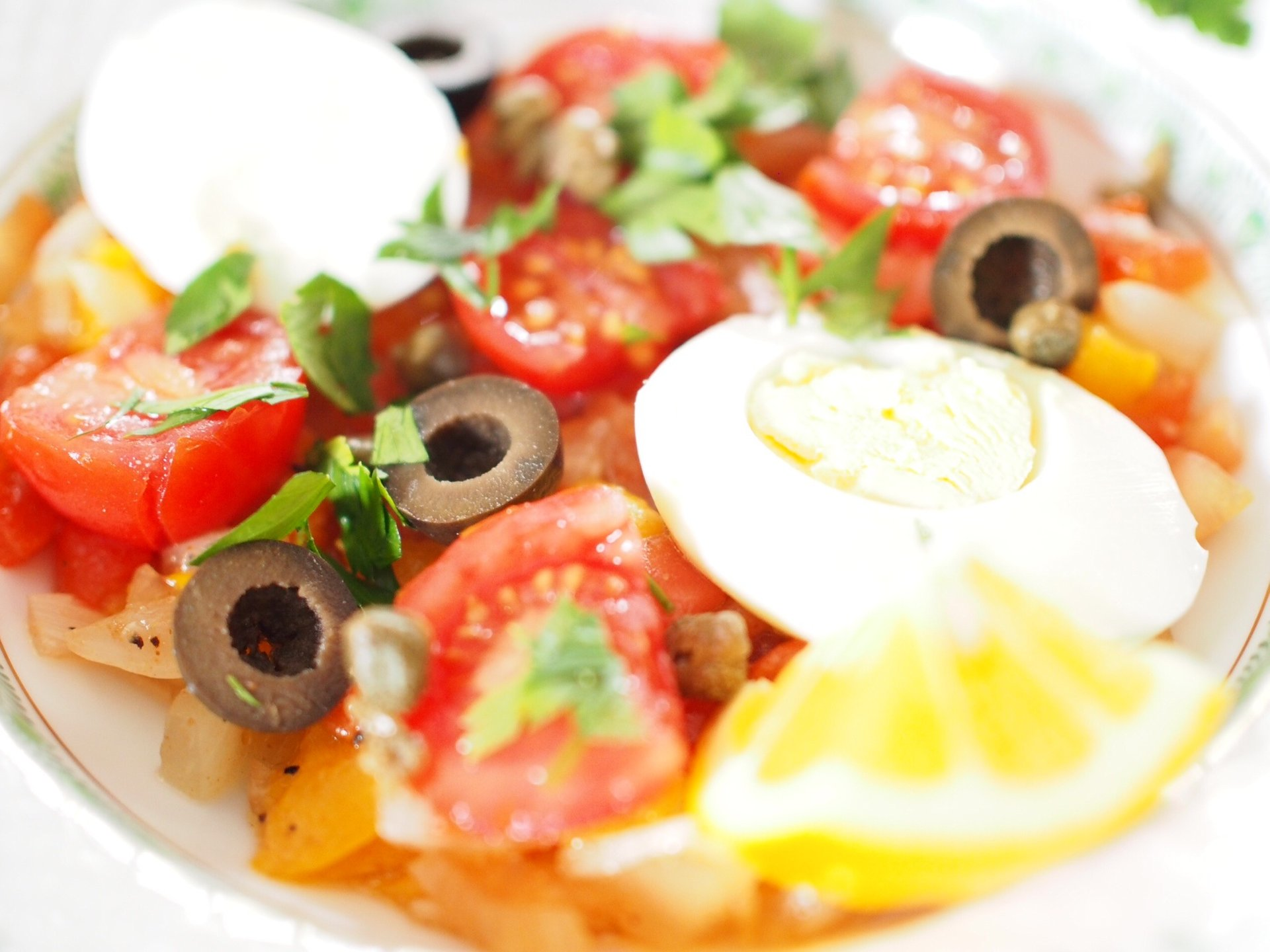 Best time for Mechouia Salad in Tunisia 2020
