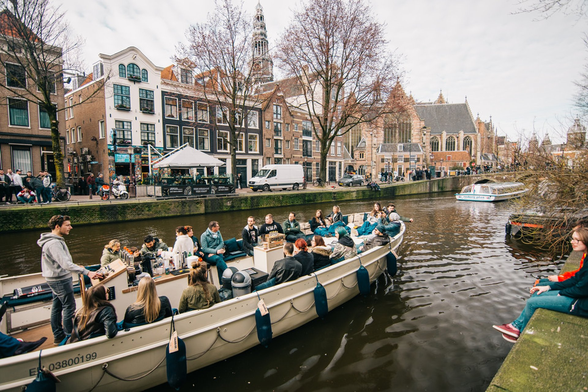 Best time to see Canal Cruising in Amsterdam 2020