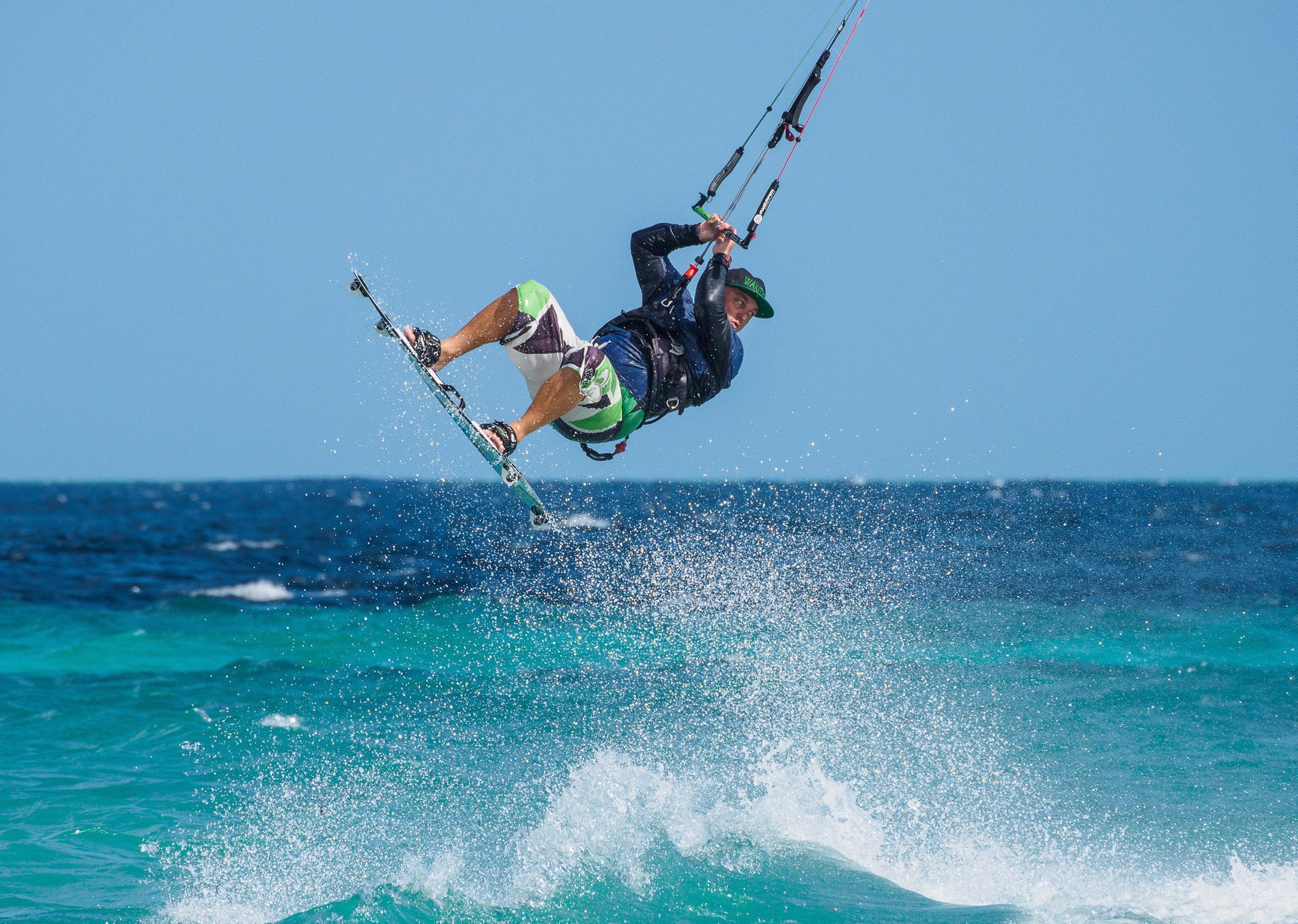 Kitesurfing  in Indonesia 2020 - Best Time