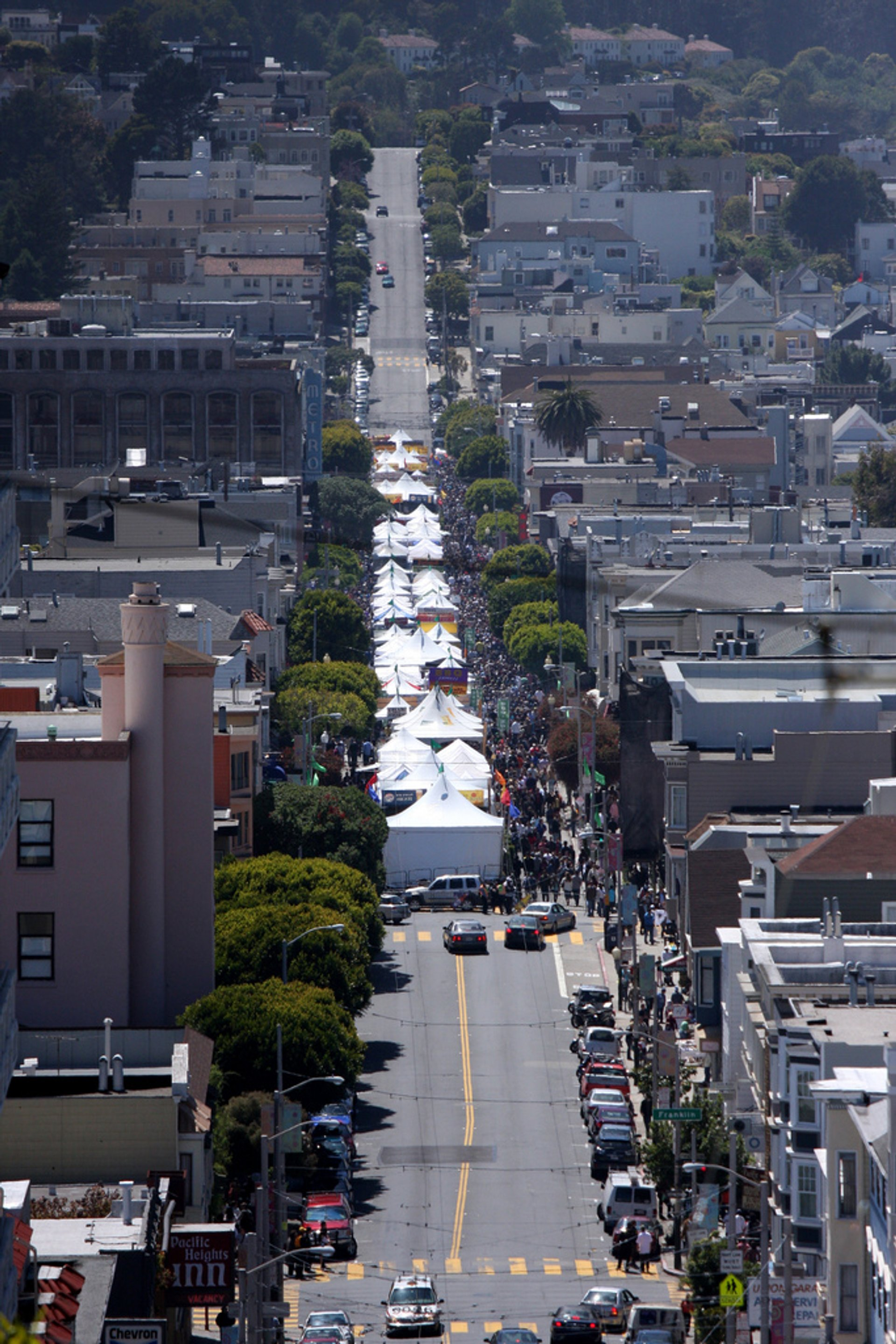 Union Street Festival in San Francisco - Best Season 2020