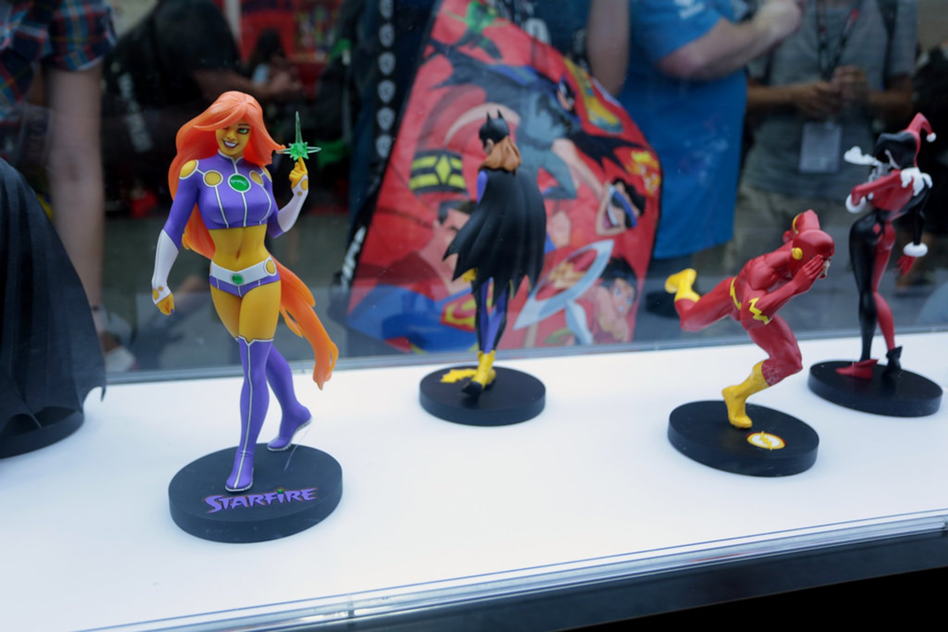 DC Comics figurines 2020