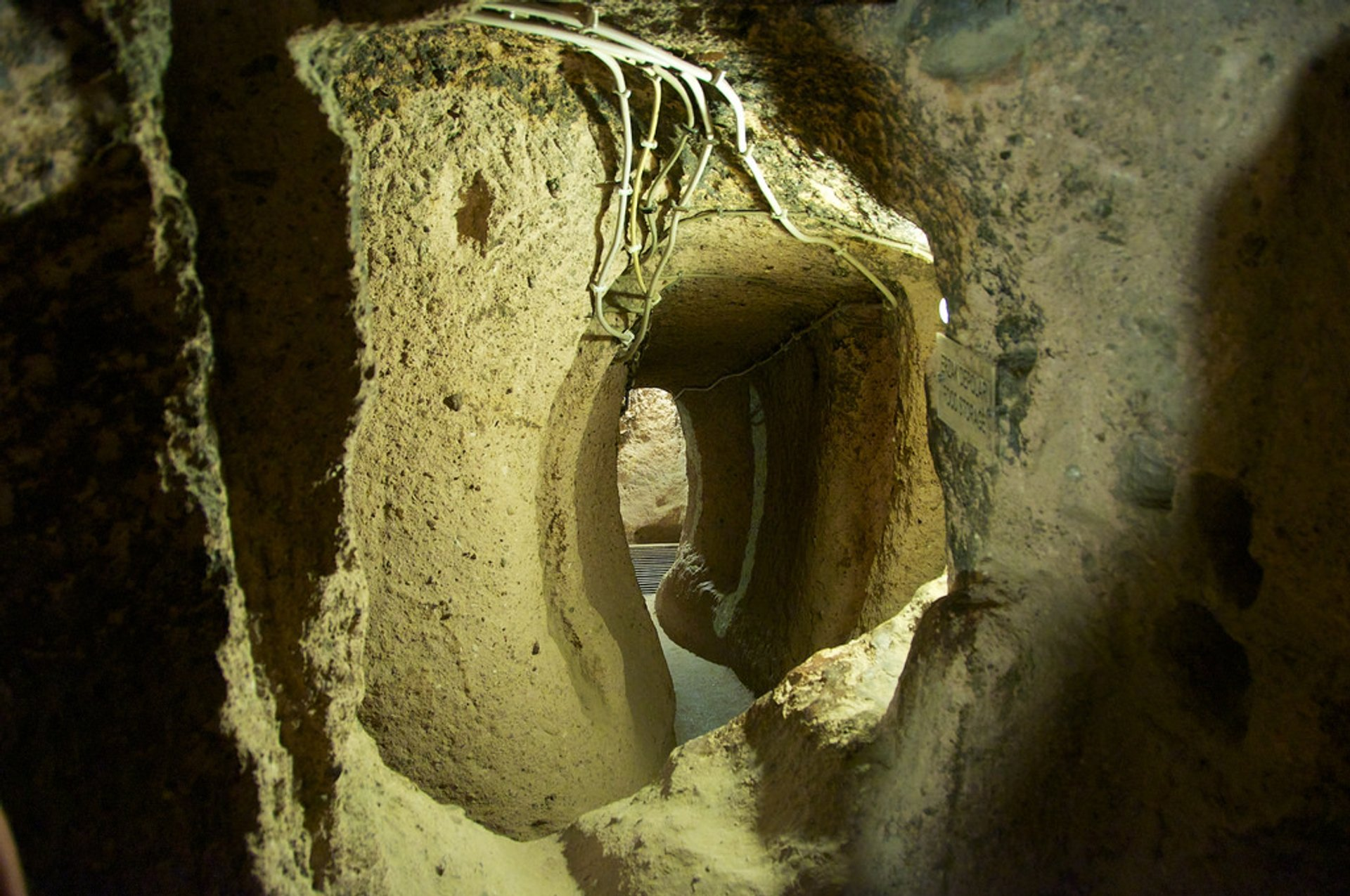Kaymaklı Underground City in Cappadocia - Best Time