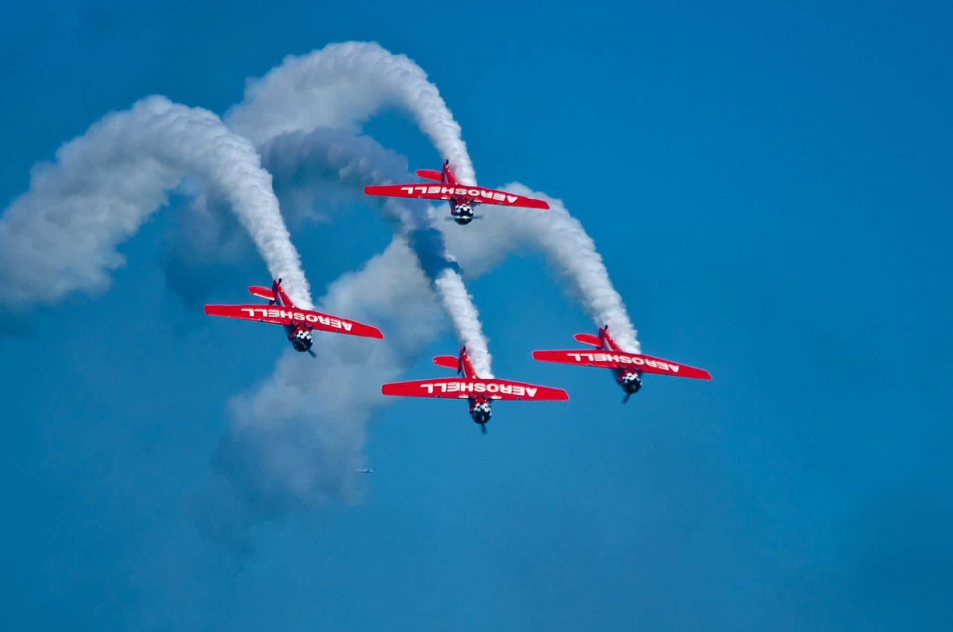 Aeroshell Aerobatic Team 2020