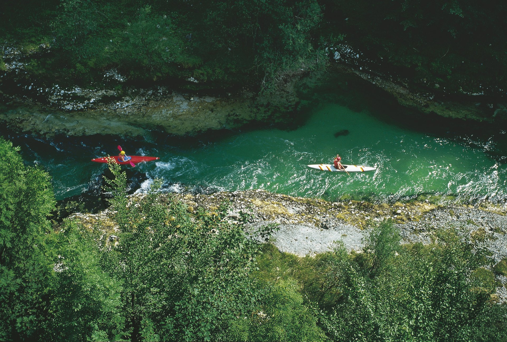 Сanoeing and Kayaking in Austria - Best Time