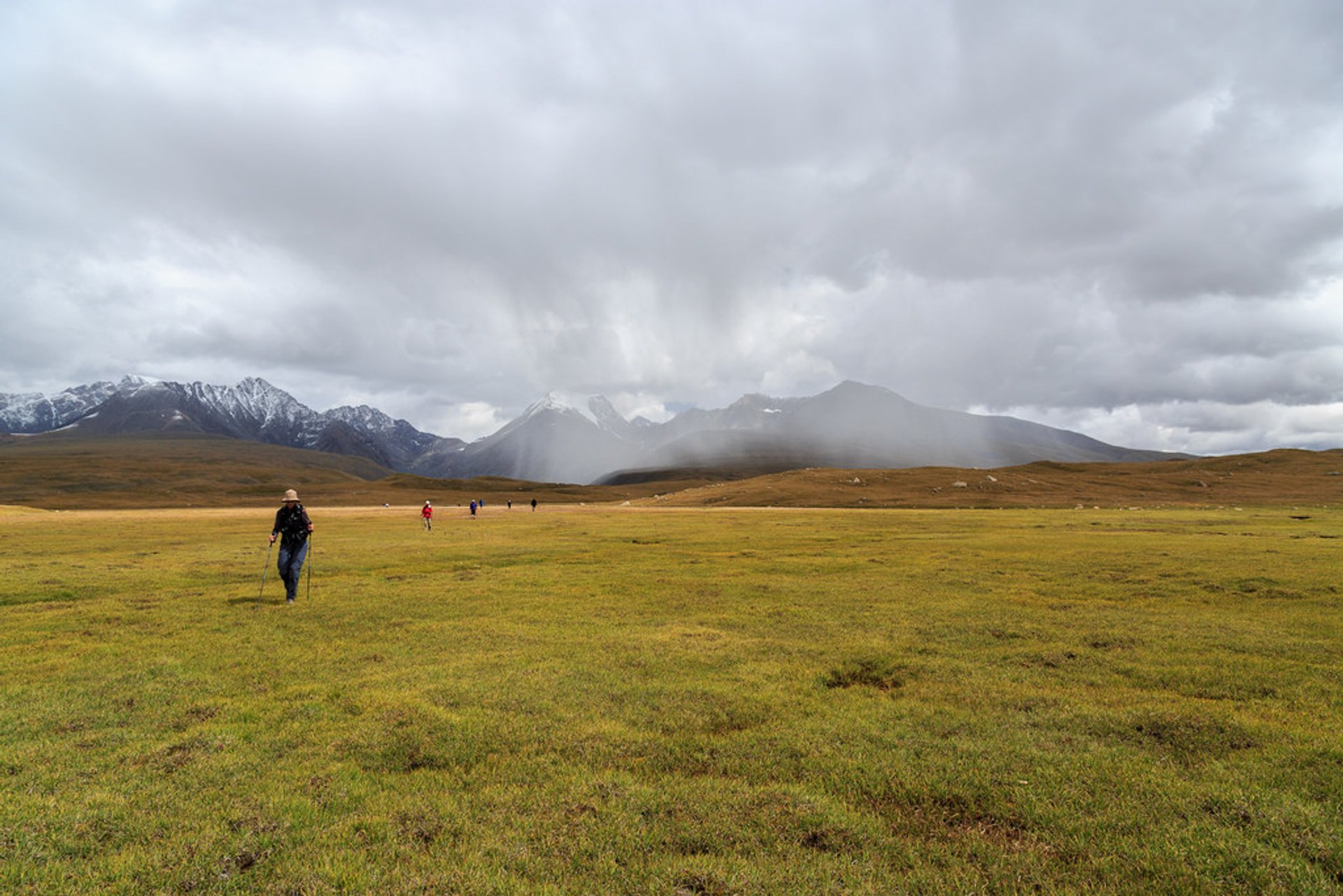 Best time to see Trekking in the Altai in Mongolia 2020