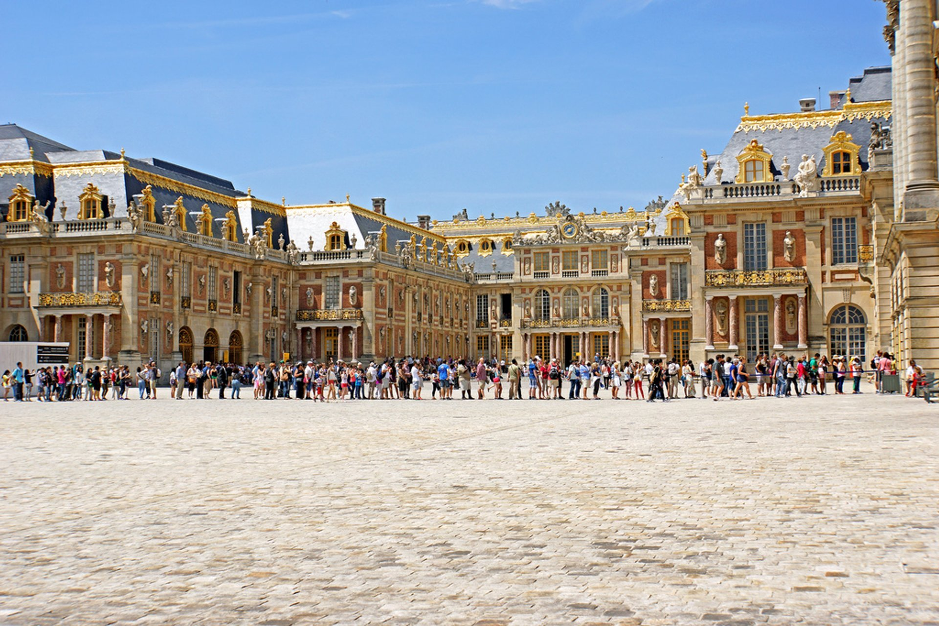 Best time for Palace of Versailles in France 2020