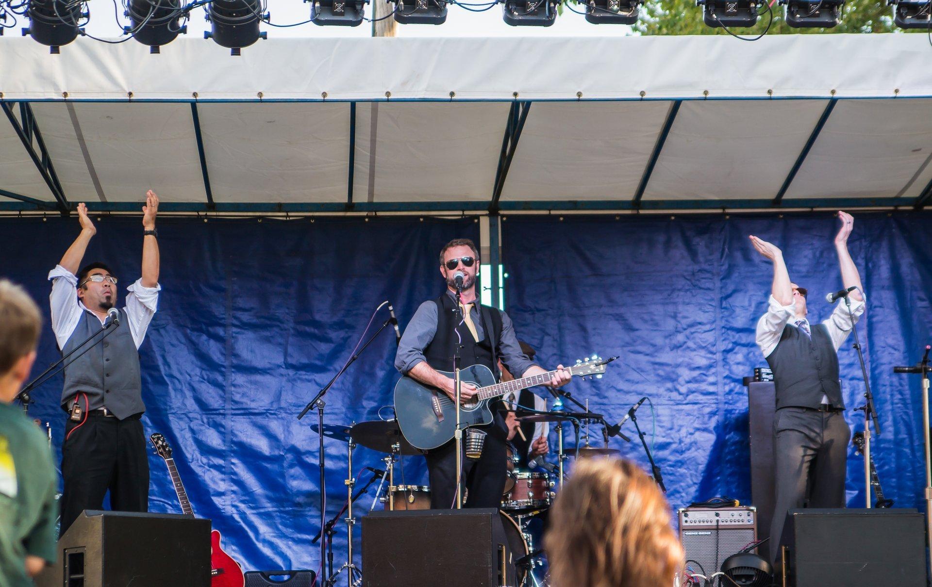 Corvallis Fall Festival in Oregon - Best Season 2020