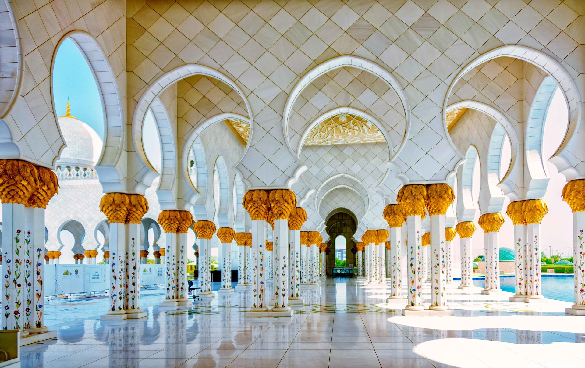 Best time for Sheikh Zayed Grand Mosque in Abu Dhabi in United Arab Emirates 2020