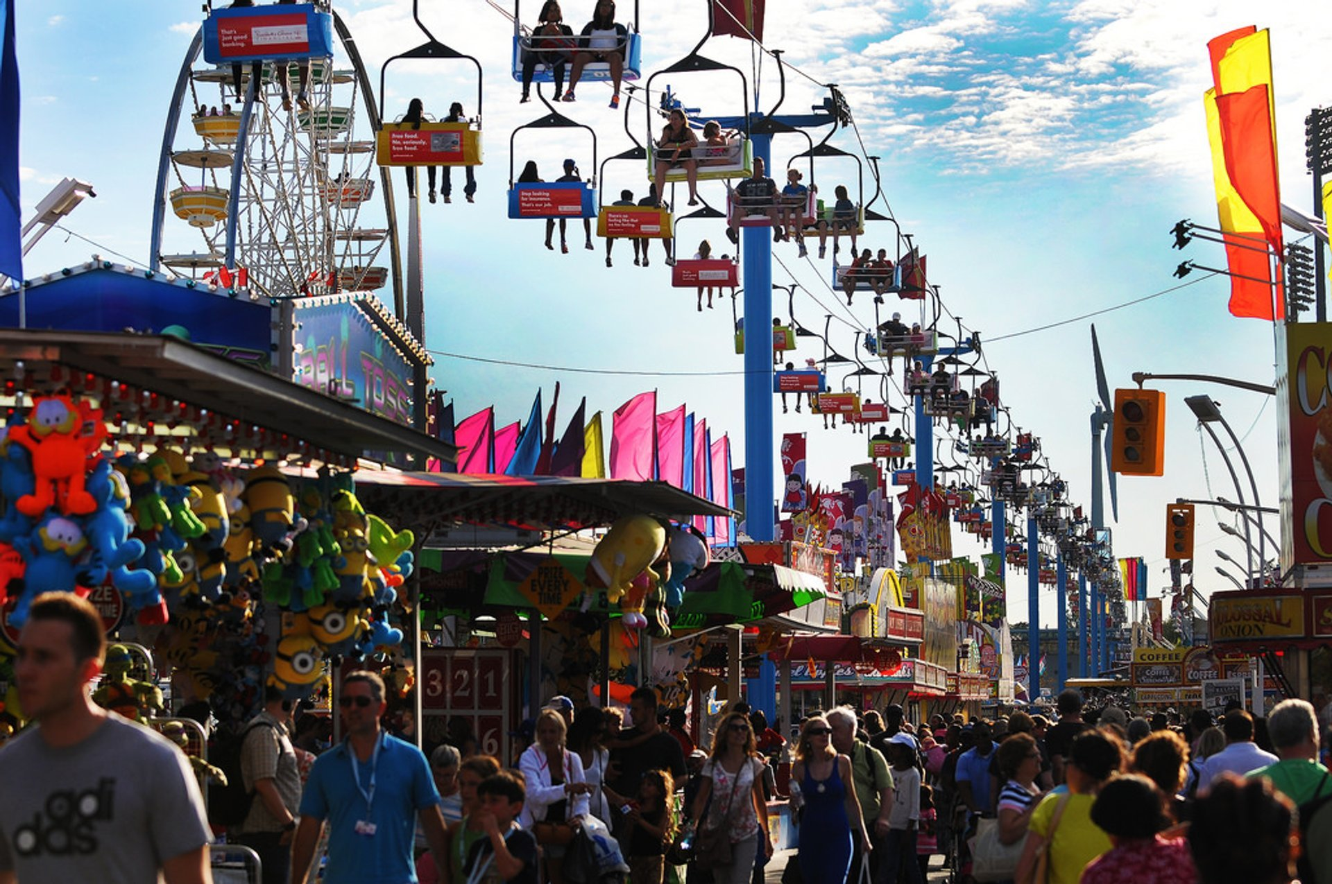 Canadian National Exhibition  in Toronto - Best Season 2020