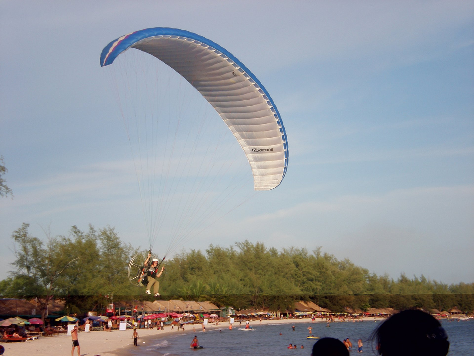 Paragliding in Sihanoukville in Cambodia 2020 - Best Time