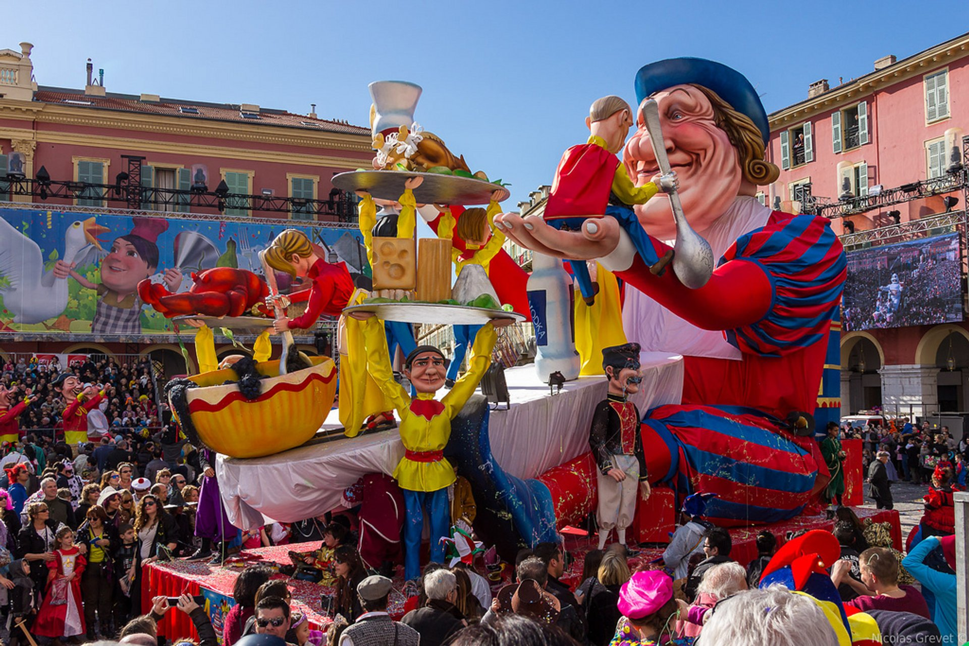 Carnaval de Nice in Provence & French Riviera - Best Season 2020