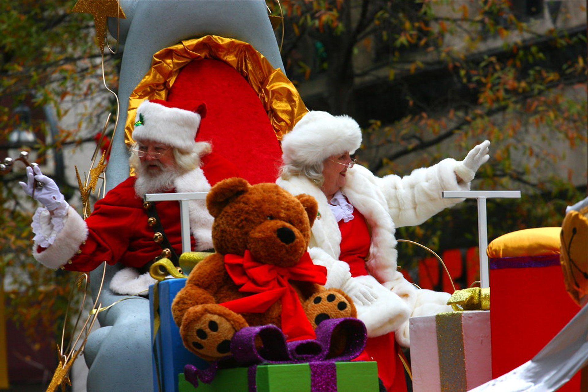 Best time to see Children's Christmas Parade 2019