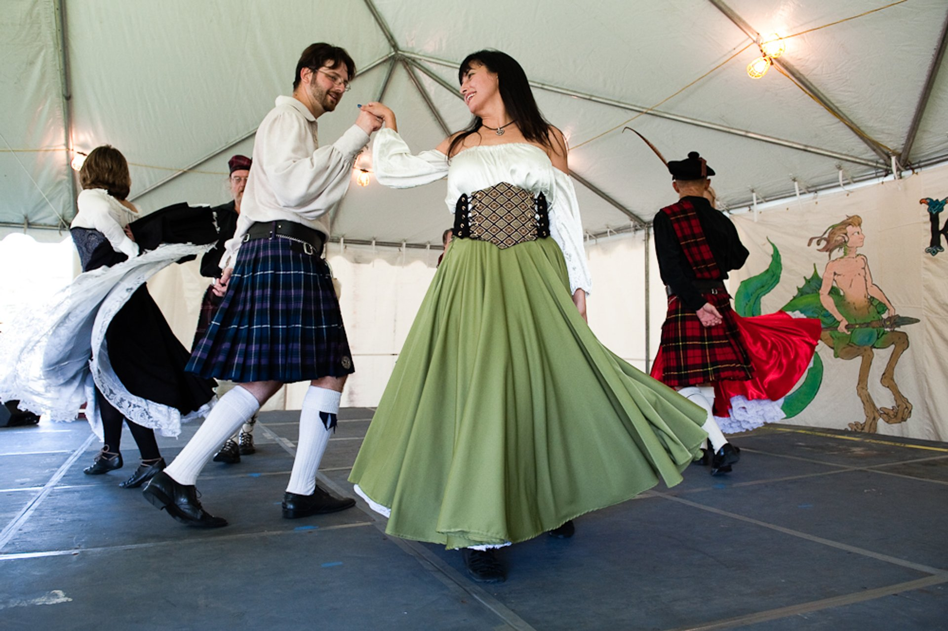 Austin Celtic Festival in Texas 2019 - Best Time