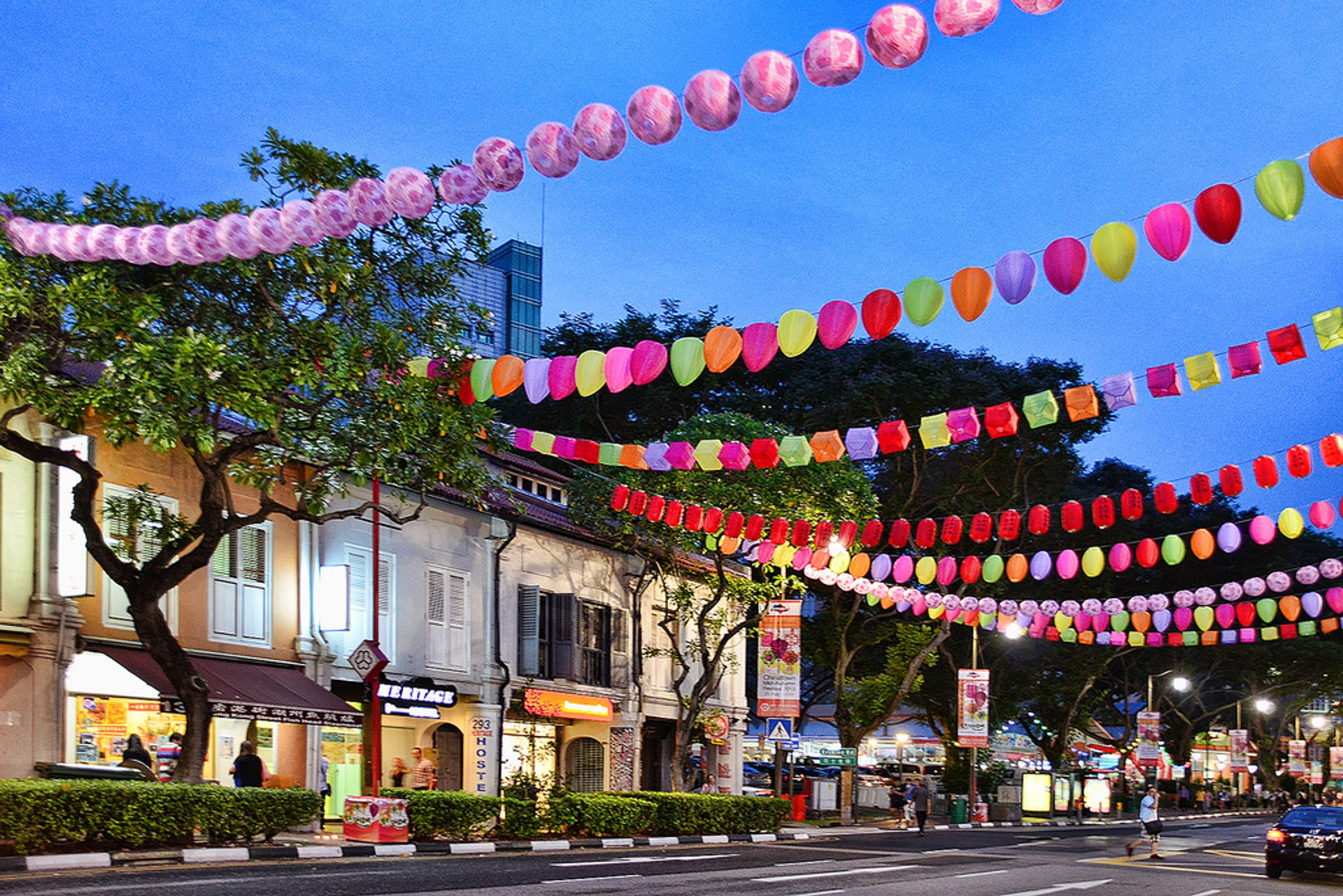 Mid-Autumn Festival in Singapore - Best Season 2019