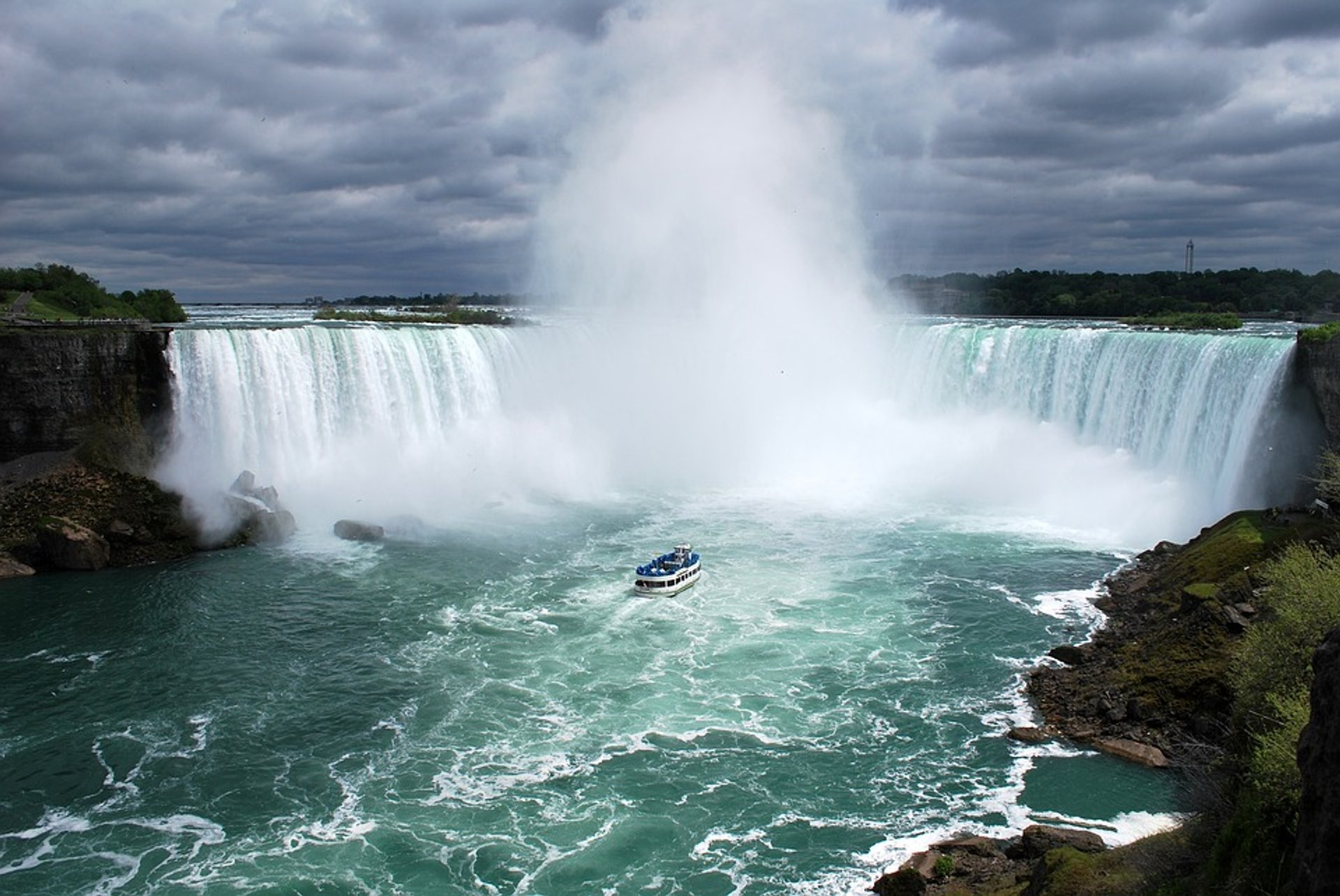 Maid of the Mist Boat Rides in Niagara Falls - Best Season