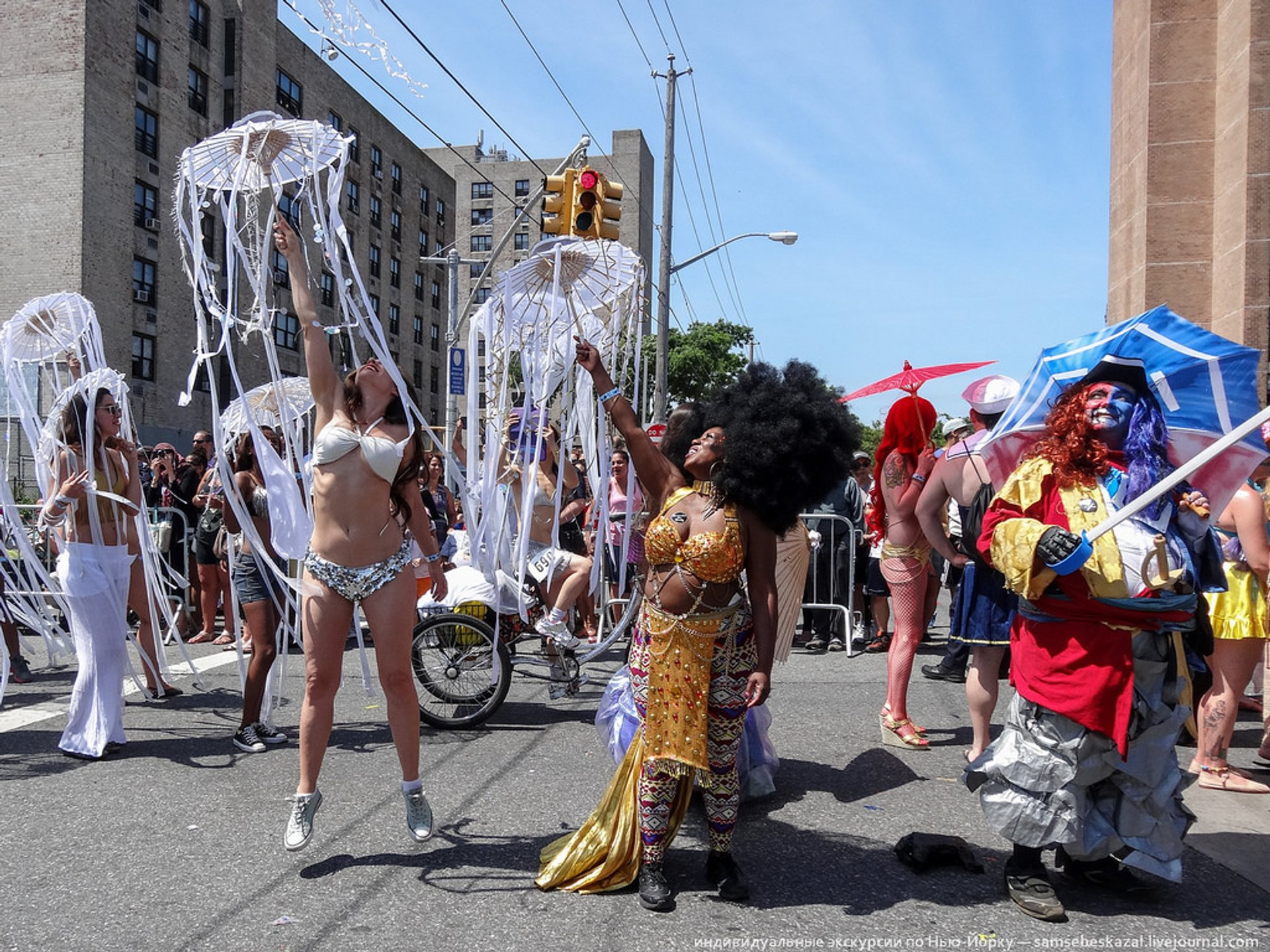 Coney Island Mermaid Parade in New York - Best Season 2020