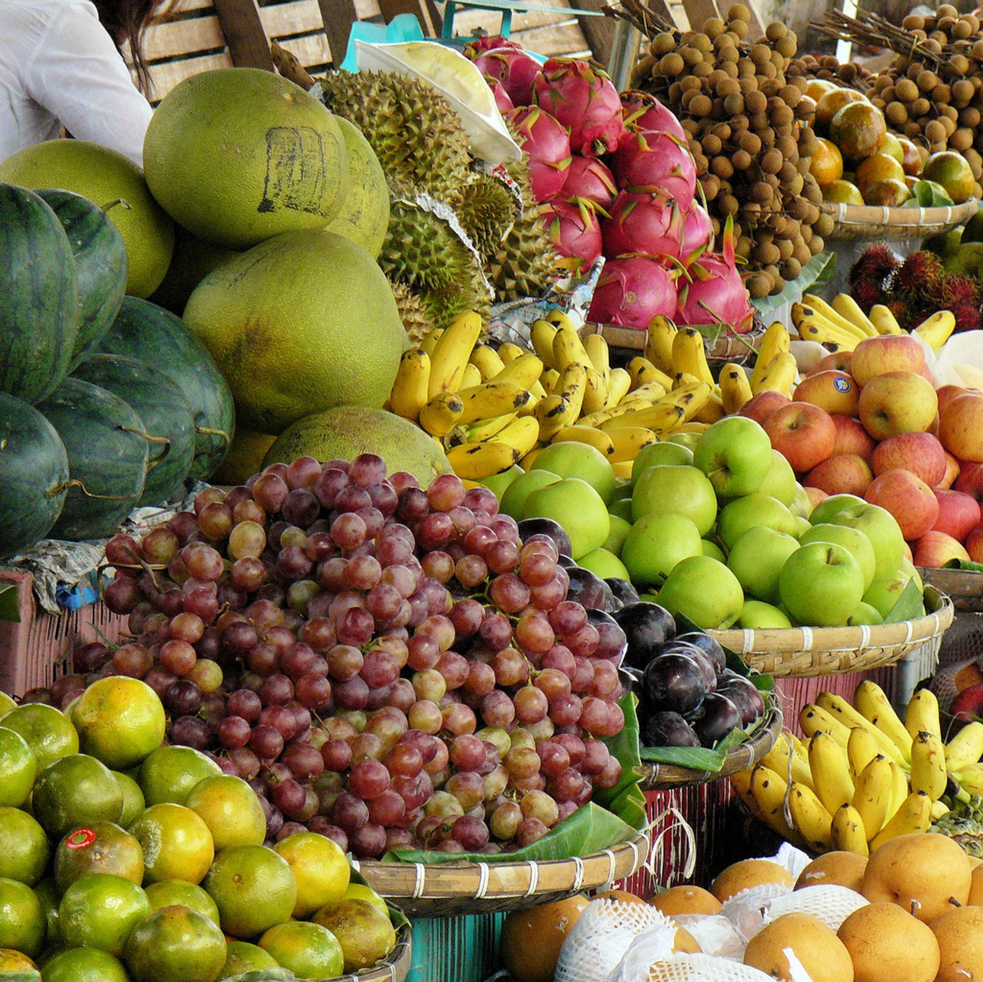 Exotic Fruits in Laos - Best Time
