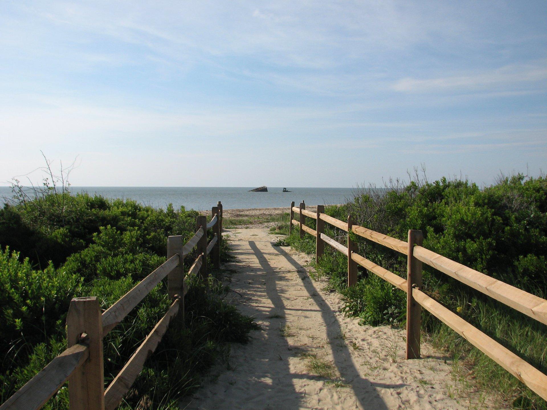 Sunset Beach, Cape May Point, NJ 2020