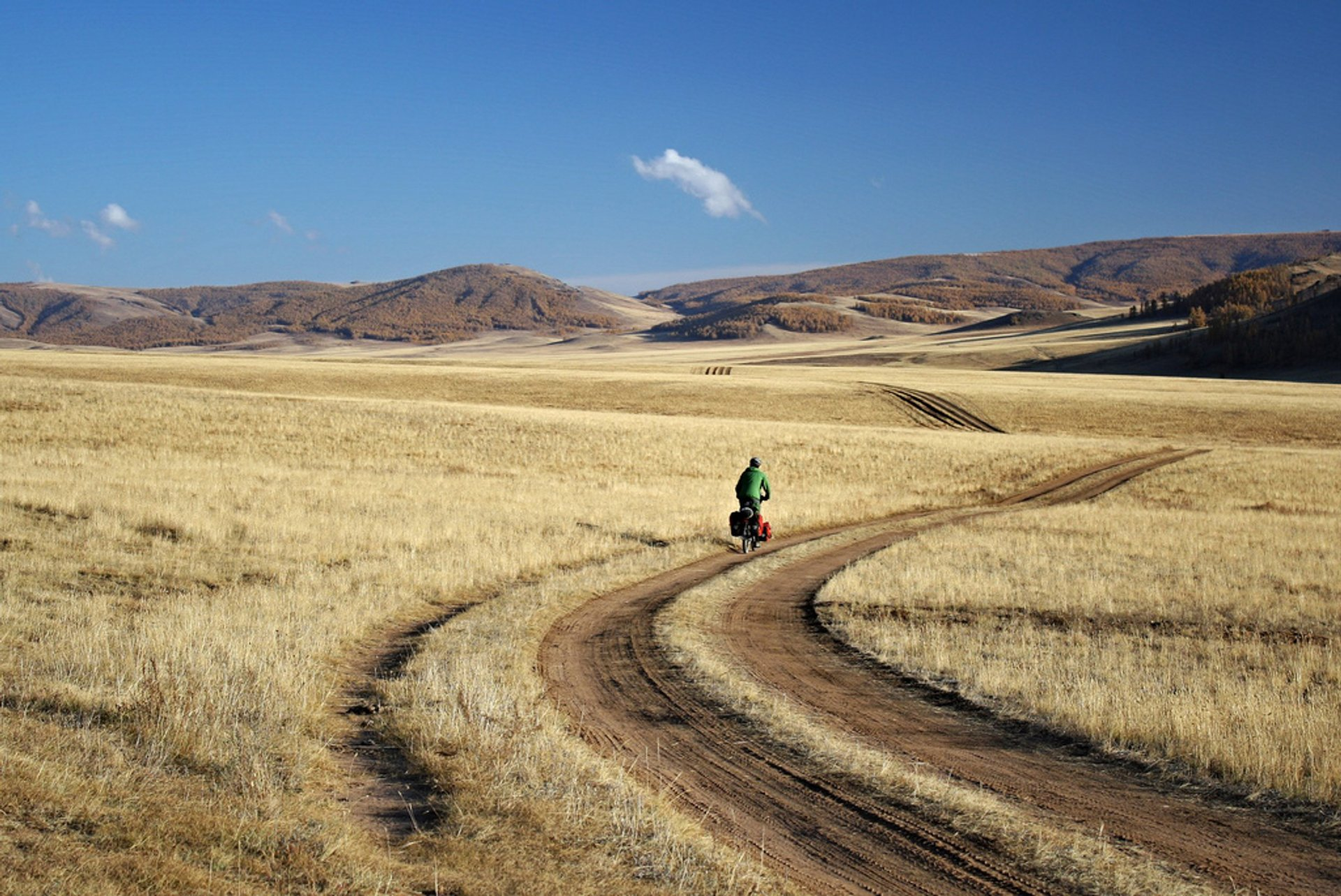 Cycling in Mongolia 2020 - Best Time