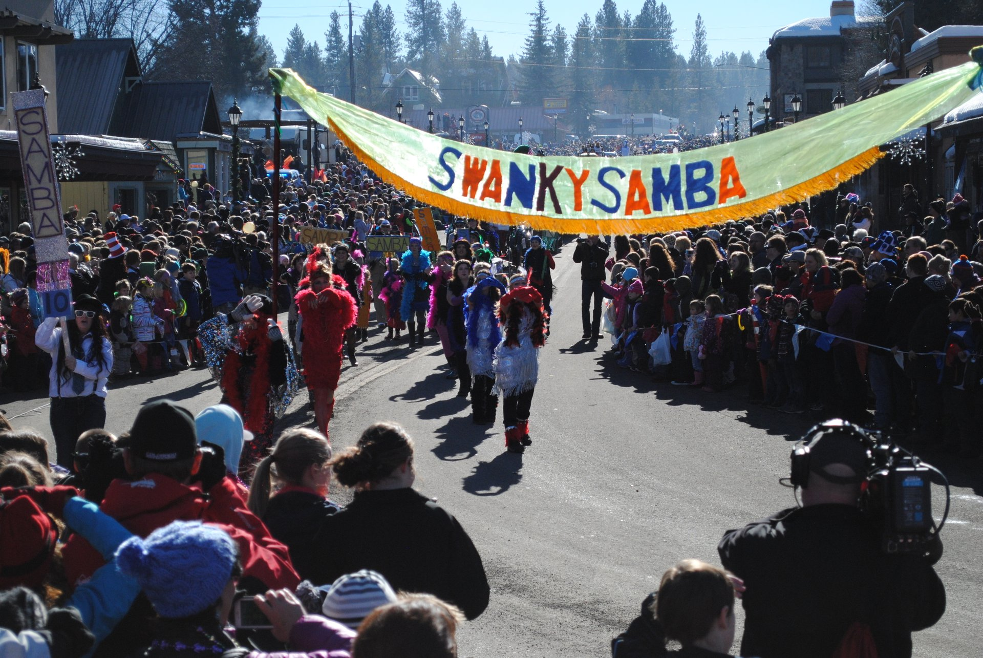 Best time to see McCall Winter Carnival in Idaho 2020