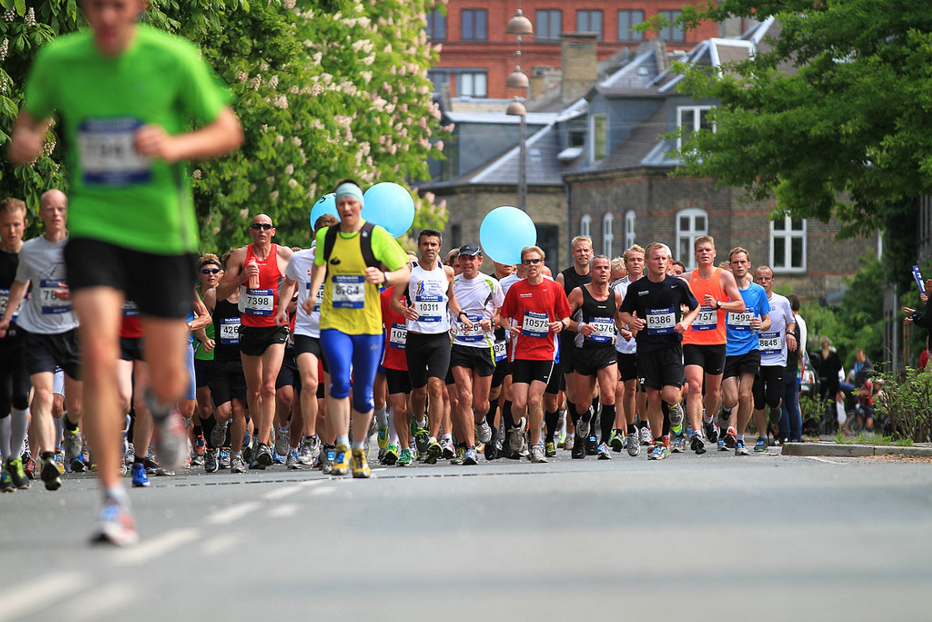 Copenhagen Marathon in Copenhagen - Best Time