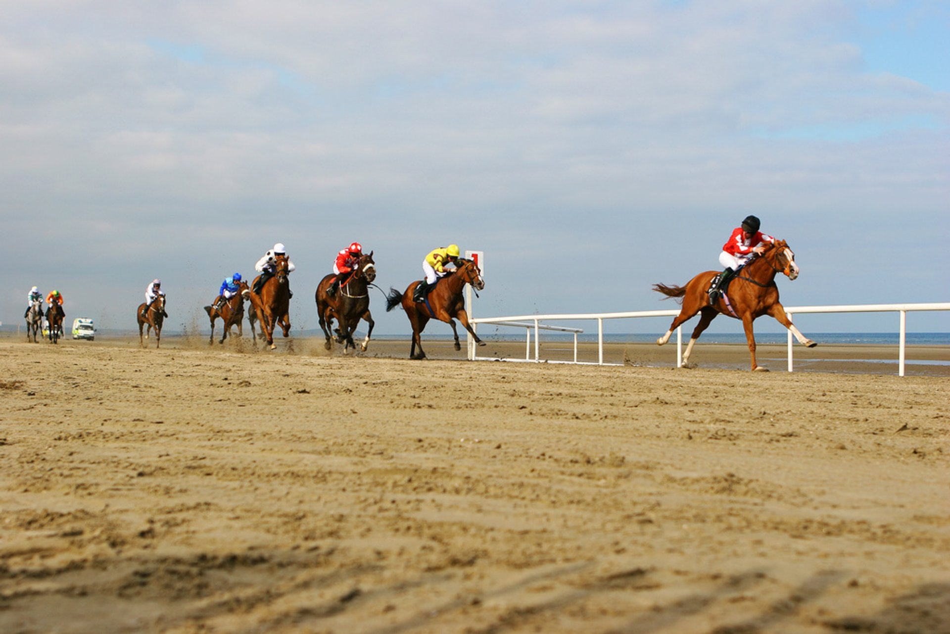 Best time for Laytown Beach Races in Ireland 2020