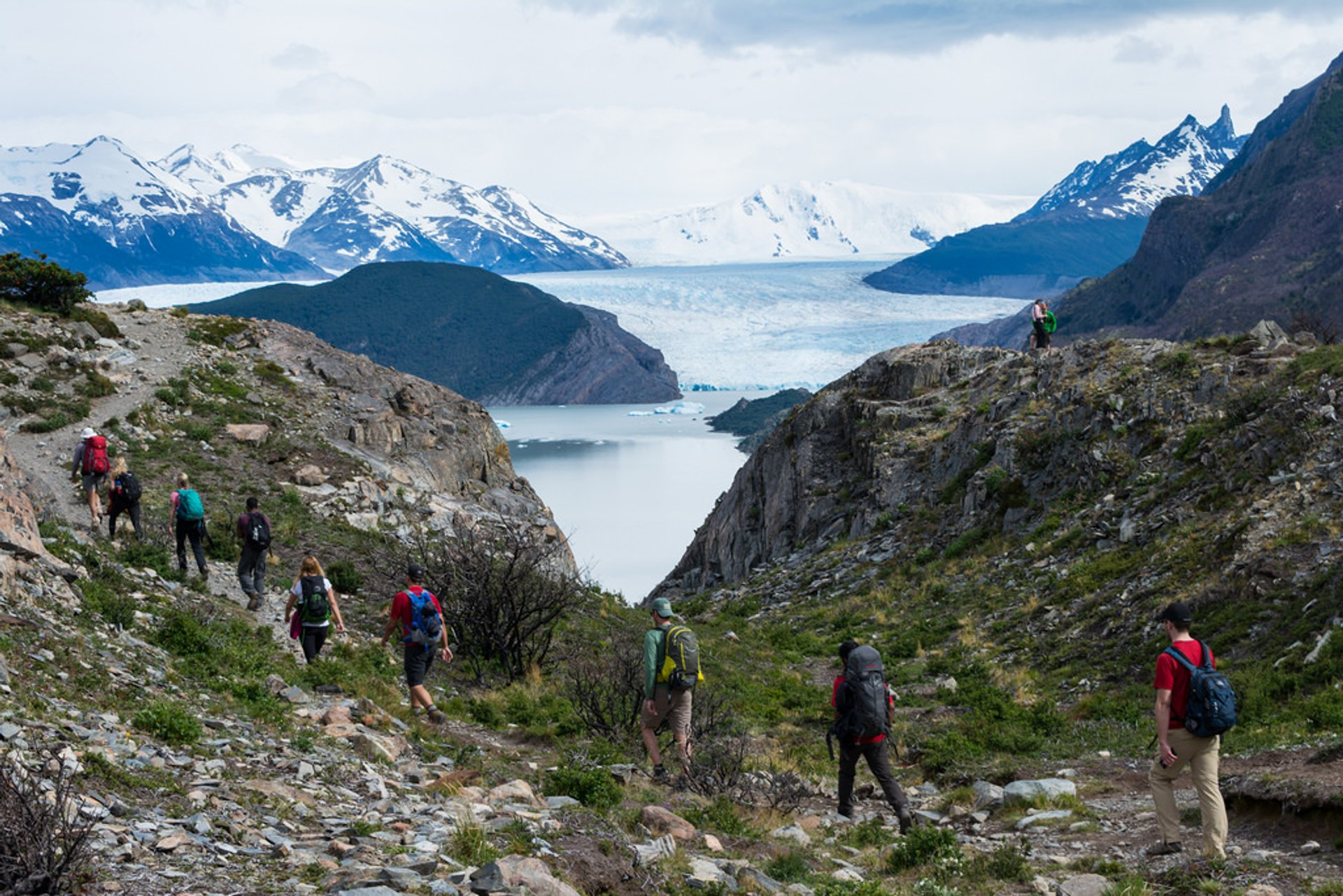 Best time for Hiking in Patagonia in Chile 2019