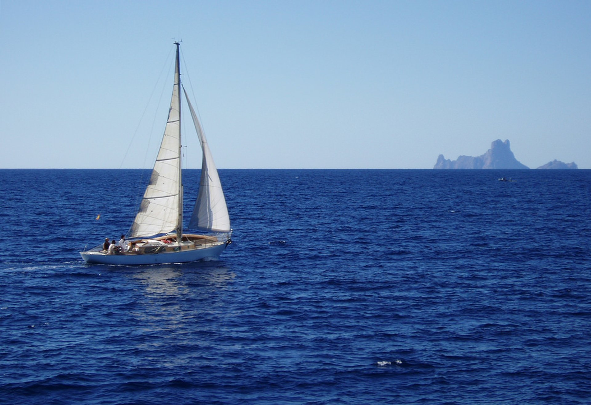 Best time for Sailing around the Balearic Islands in Balearic Islands 2020