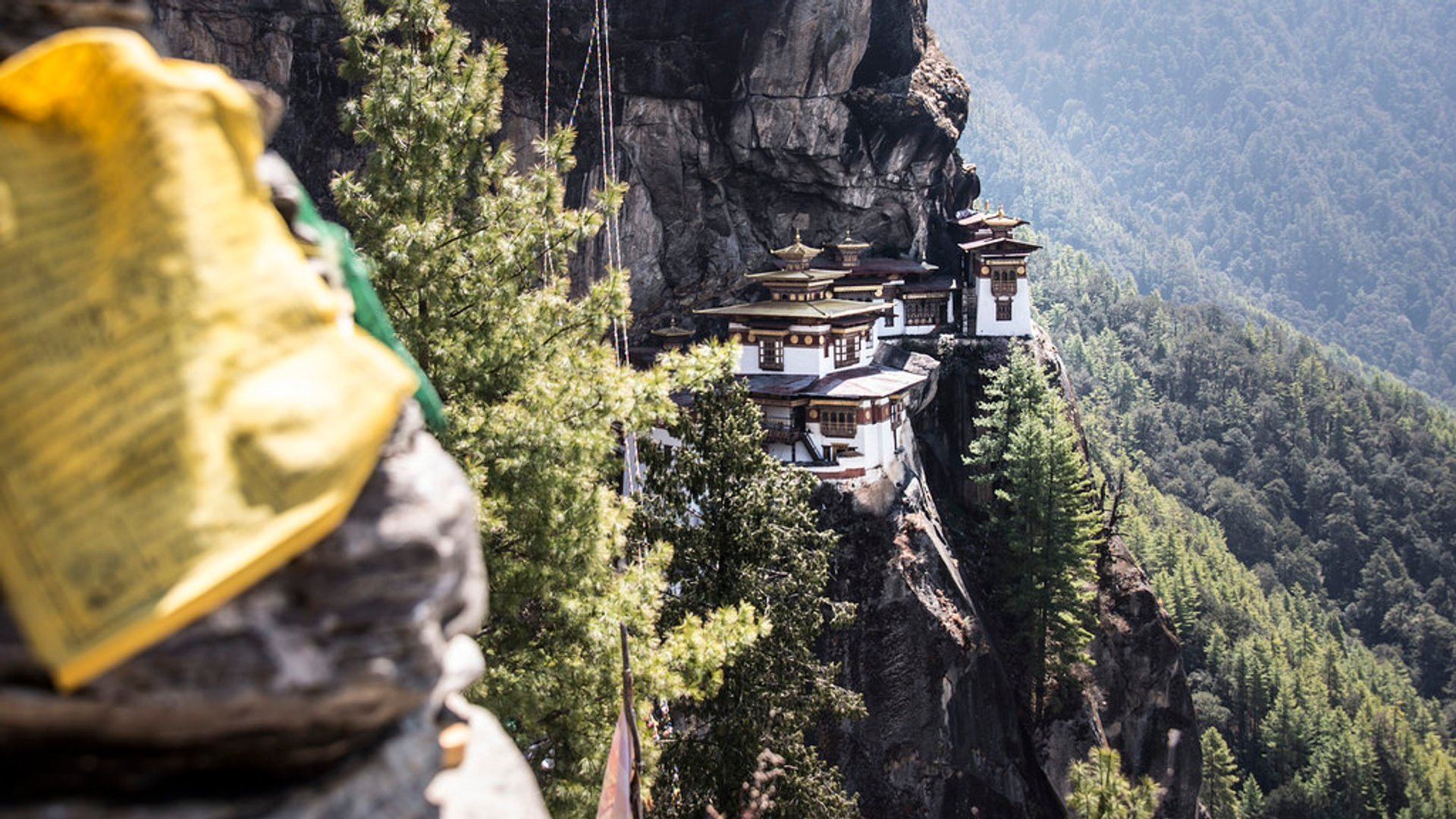 Best time to see Tiger's Nest (Paro Taktsang) 2020