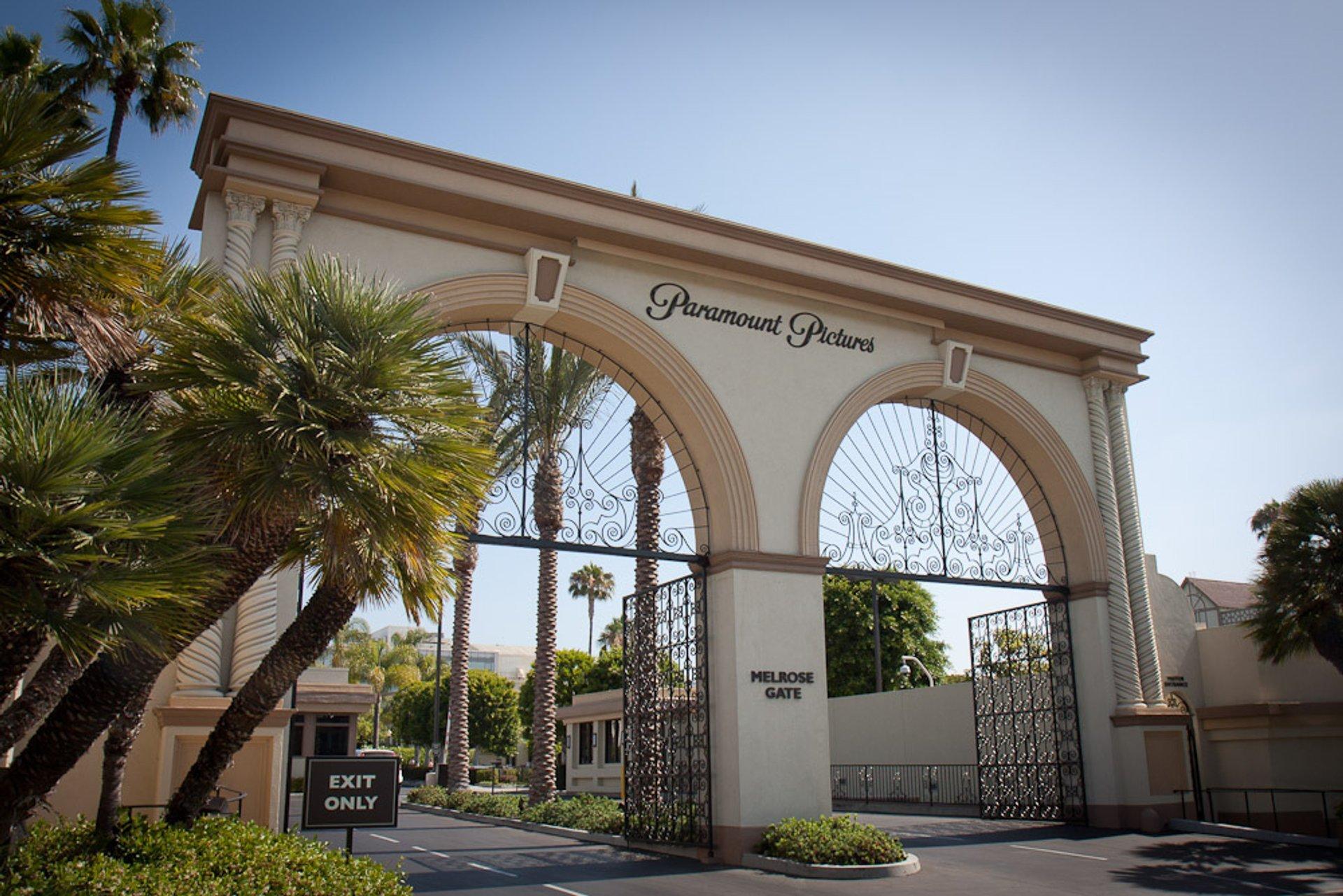 Paramount Studio 2020