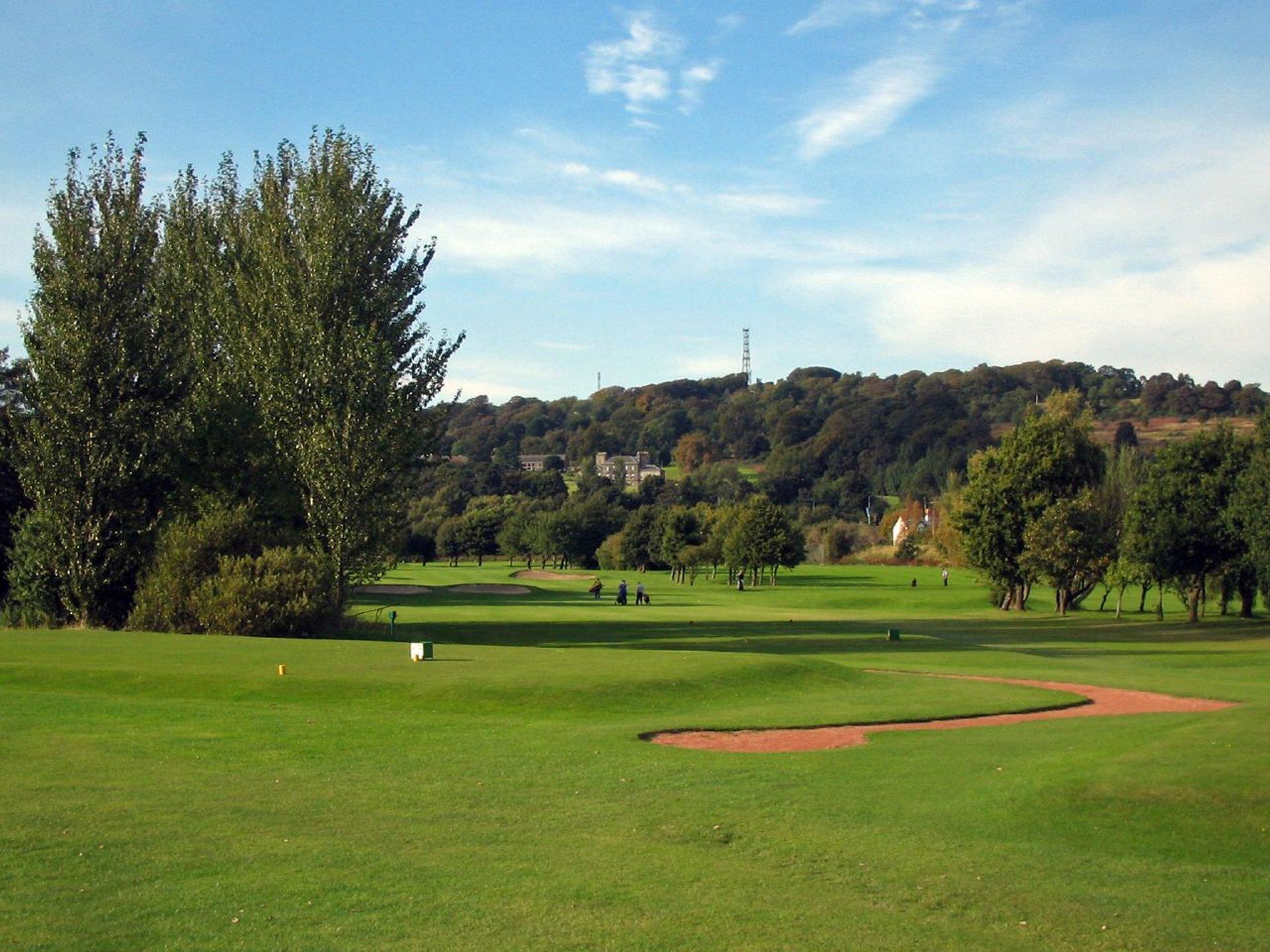 Golf Season in Edinburgh - Best Season 2020