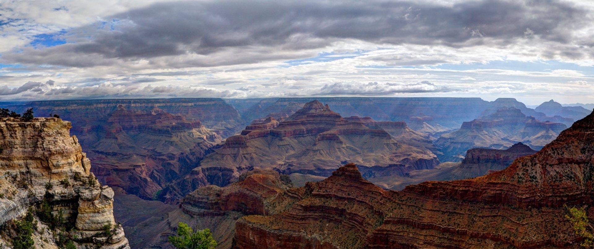 Monsoon Season in Grand Canyon - Best Season 2019