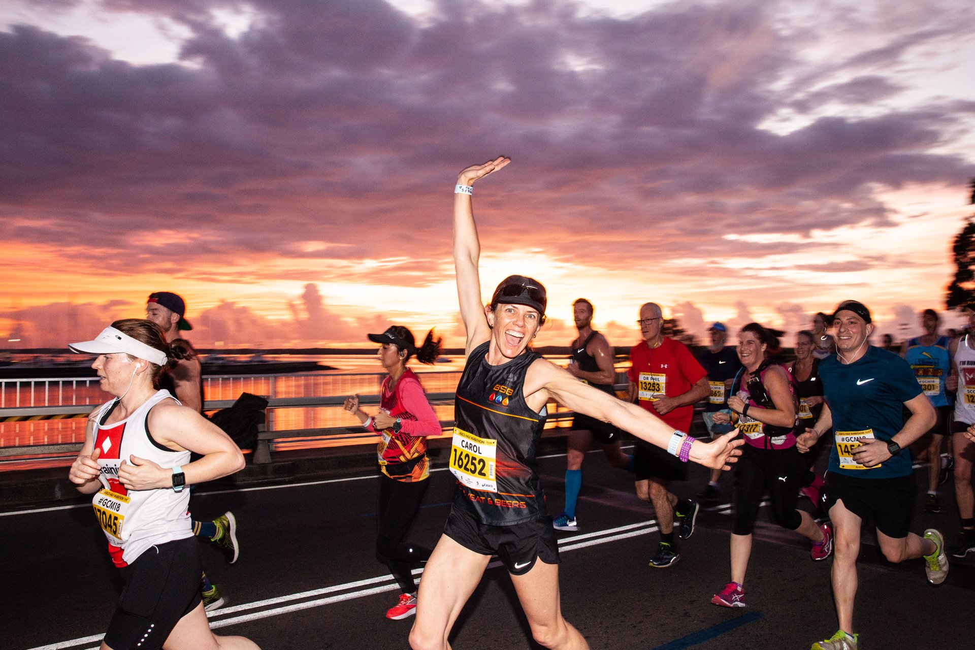 Best time to see Gold Coast Marathon in Australia 2020