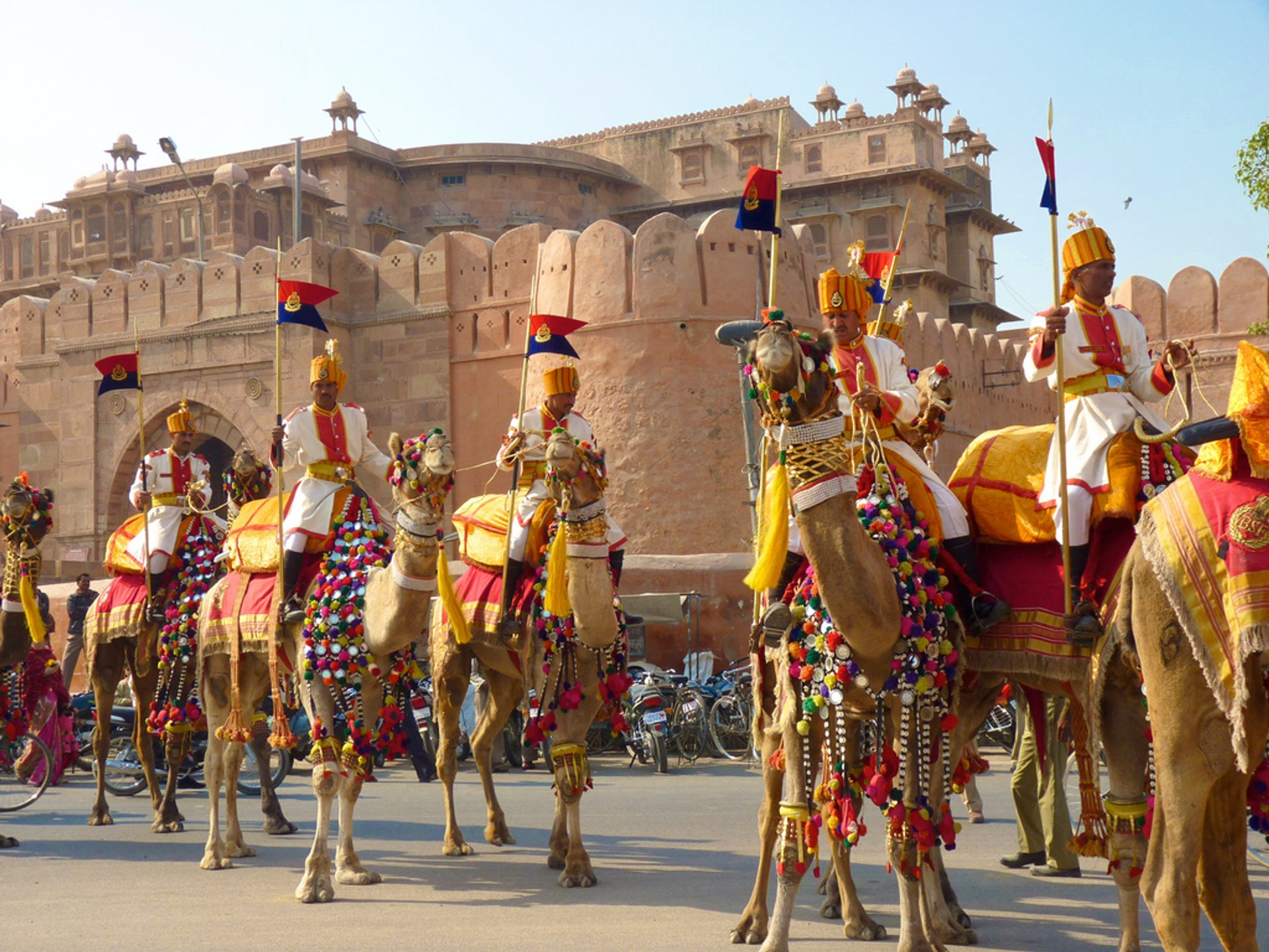 Bikaner Camel Festival in India 2020 - Best Time