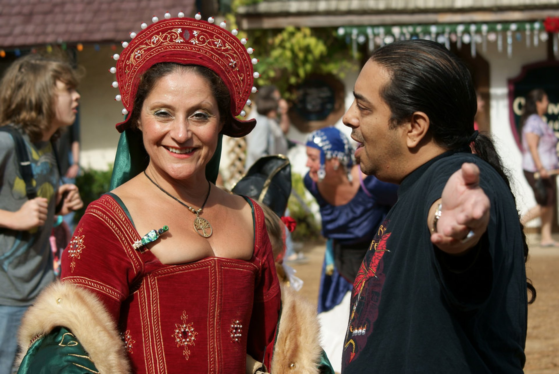 Texas Renaissance Festival in Texas - Best Season 2020