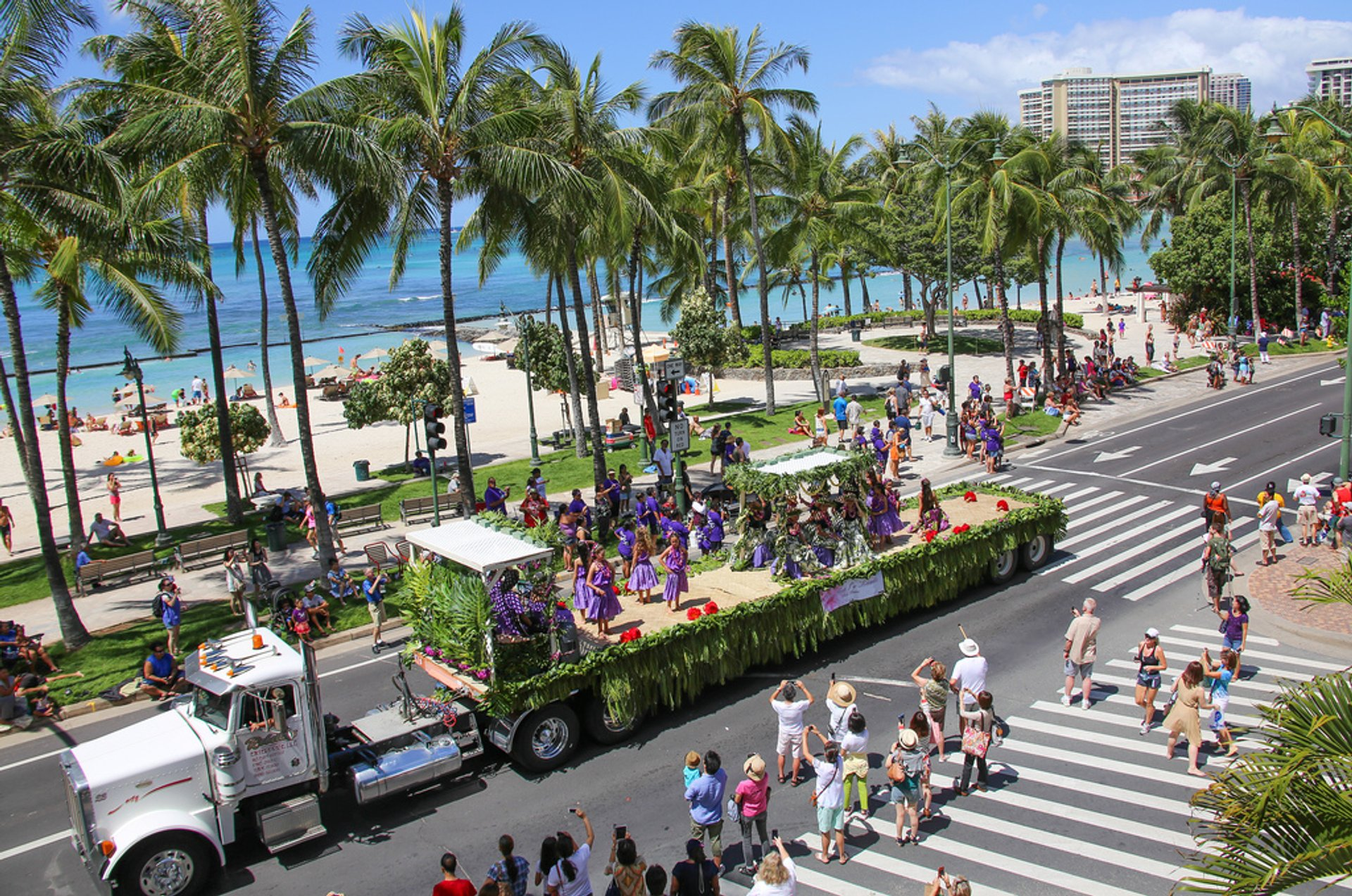 Aloha Festivals in Hawaii - Best Season 2019